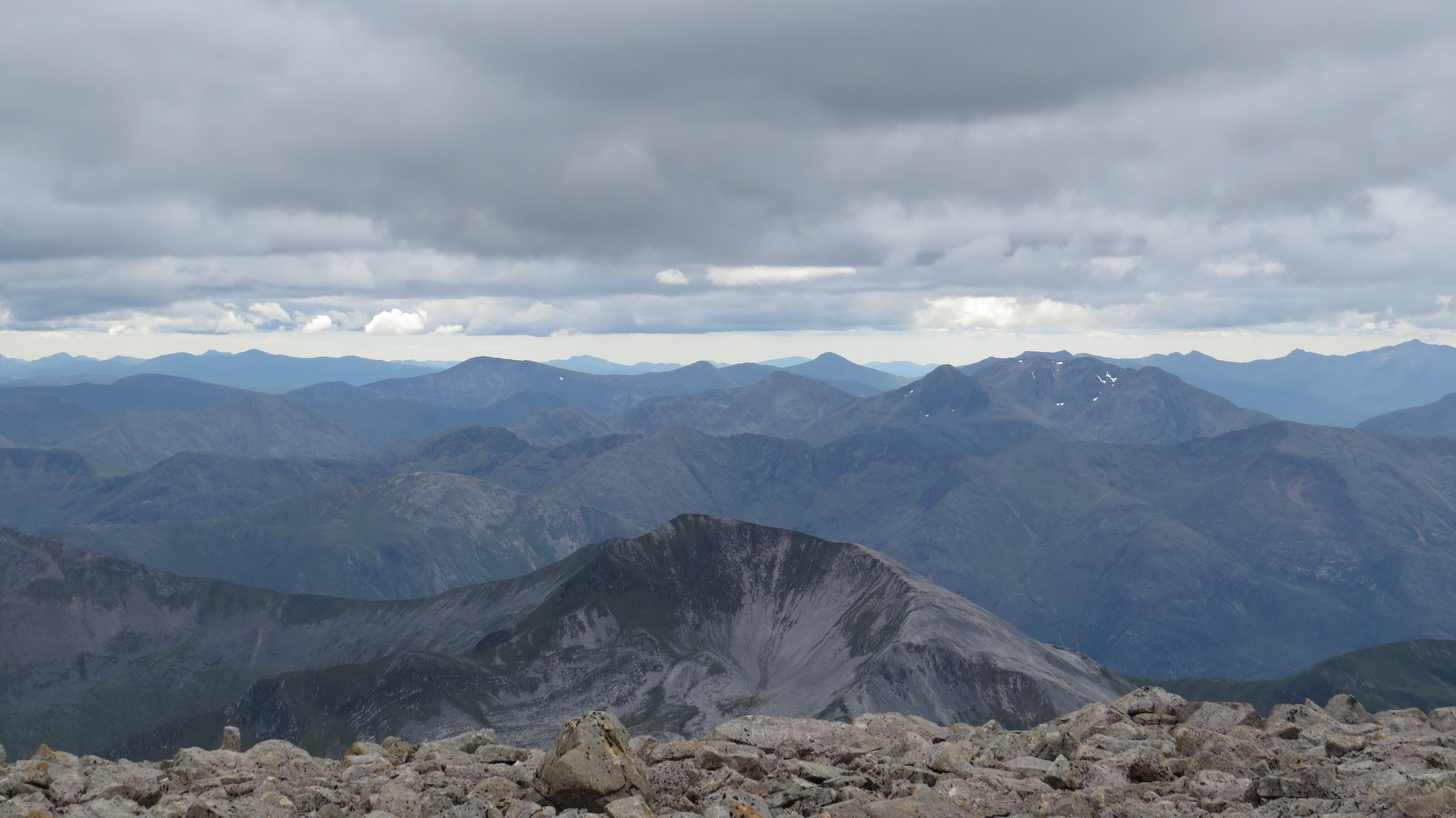 View from Ben Nevis II