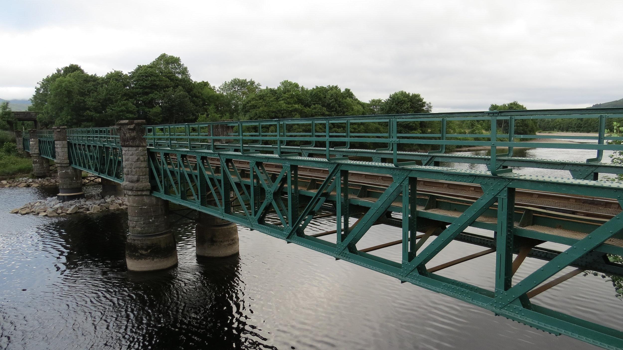 Lochyside Rail Bridge