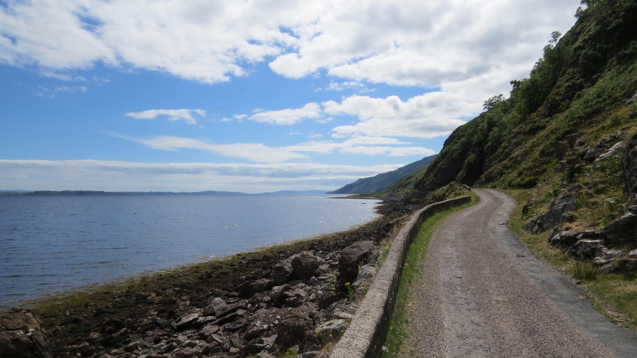 Road to Kingairloch II