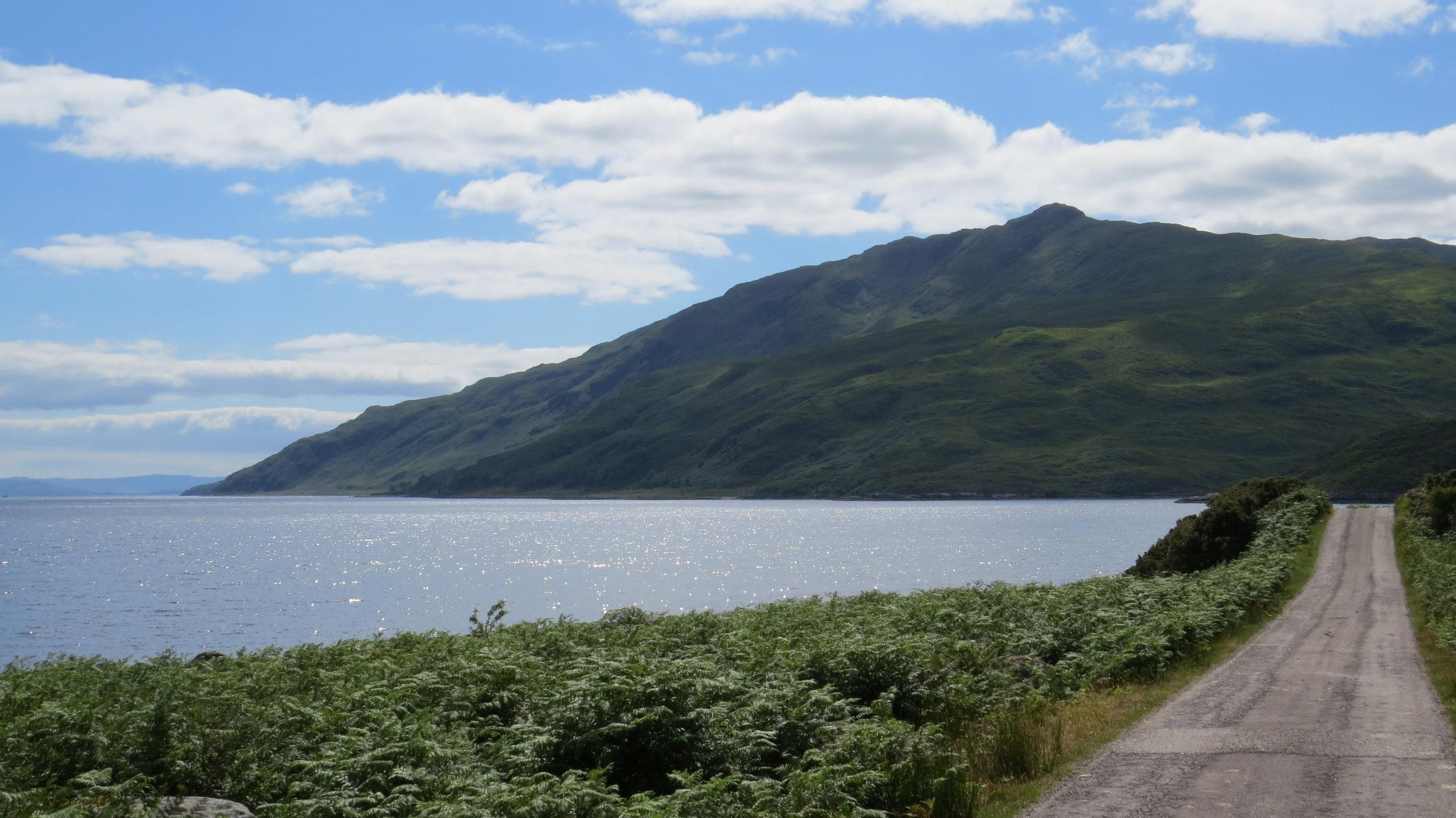 Road to Kingairloch III
