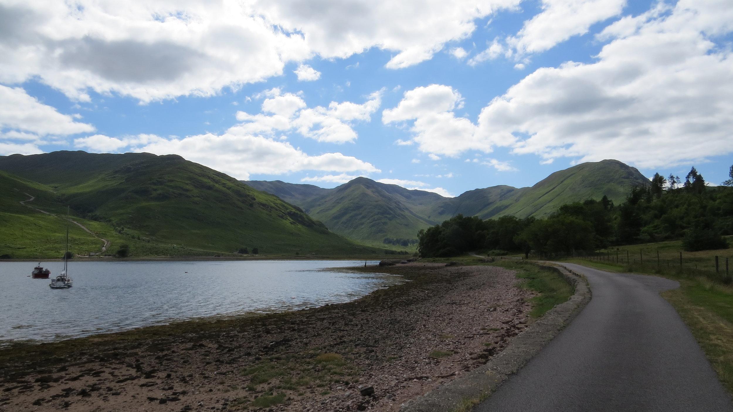 Road to Kingairloch IV