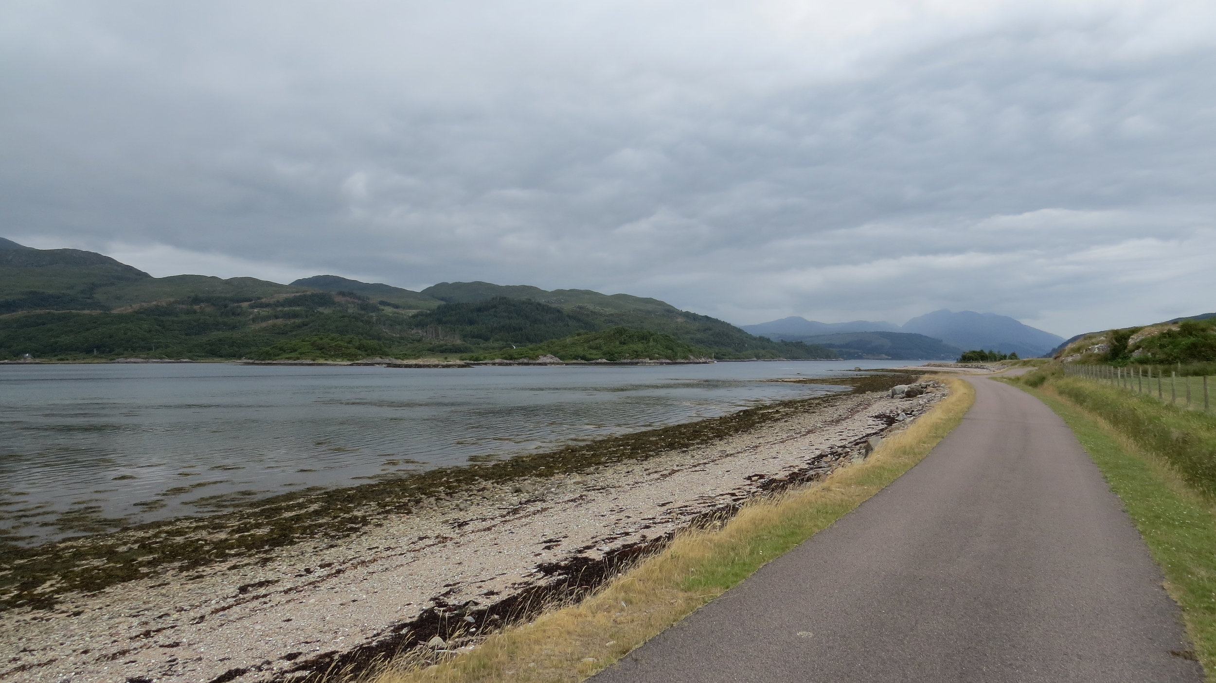 Road by the Loch