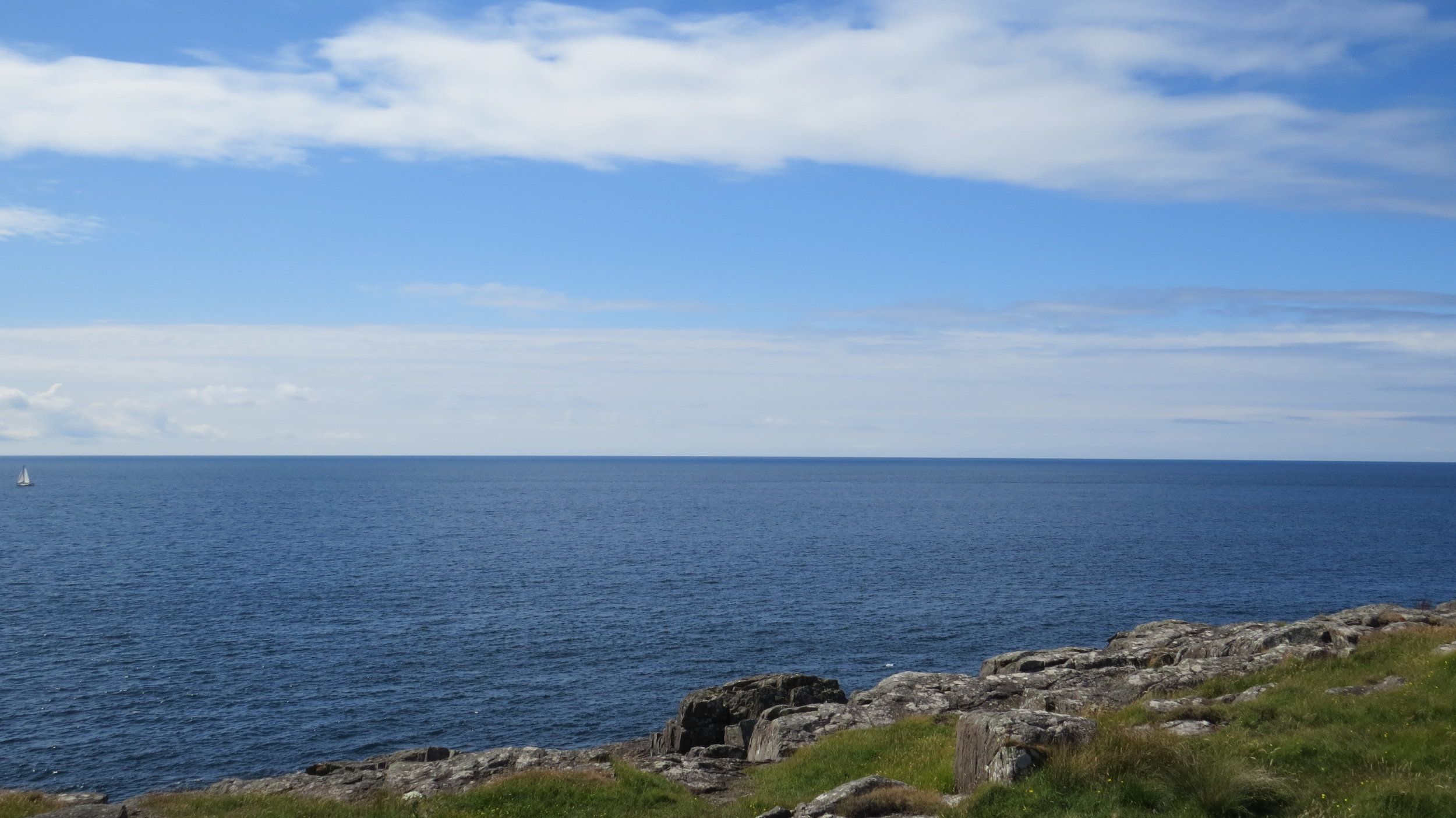 View from the most Westerly Point