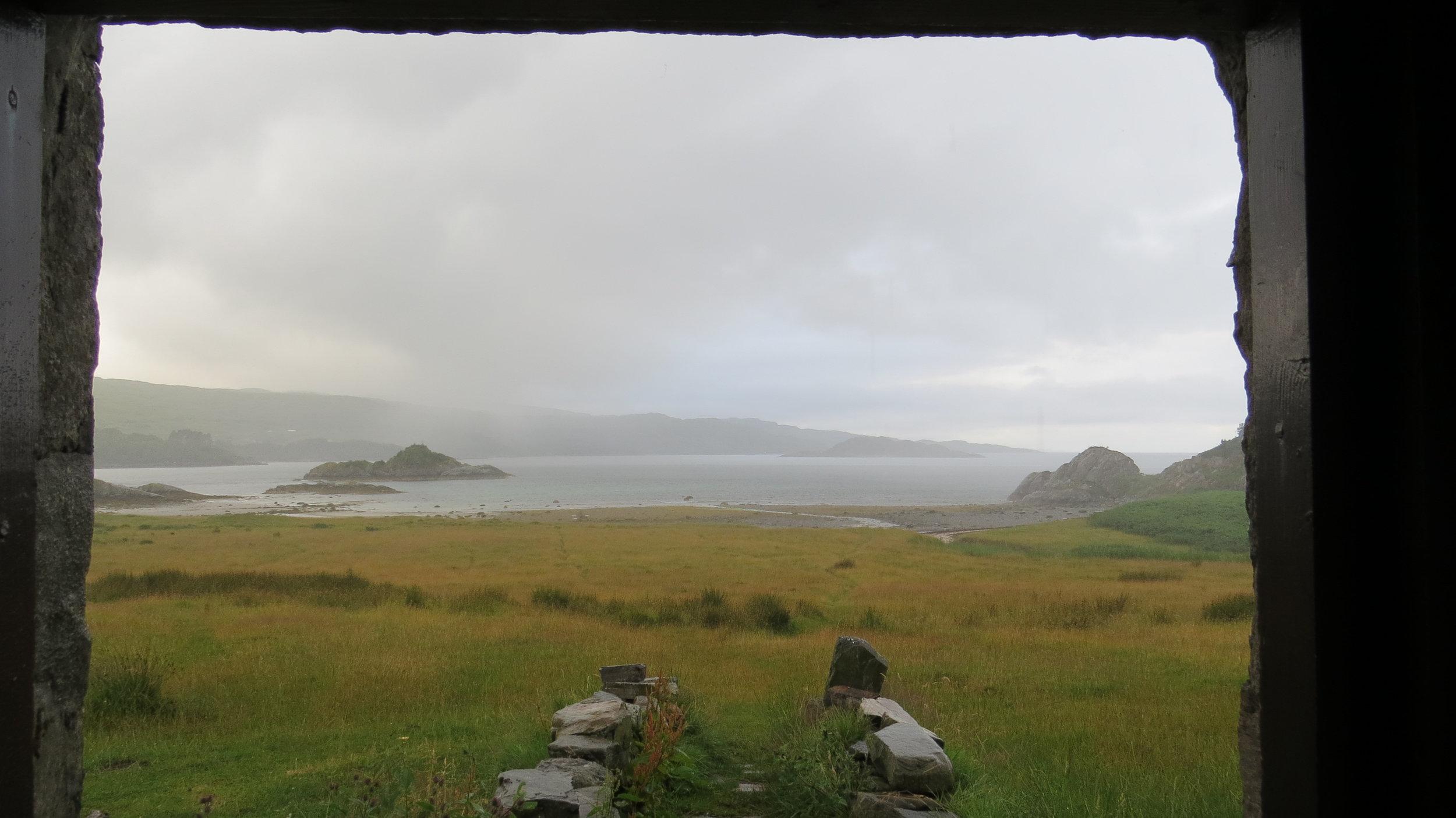 A Rainier View Slightly Later