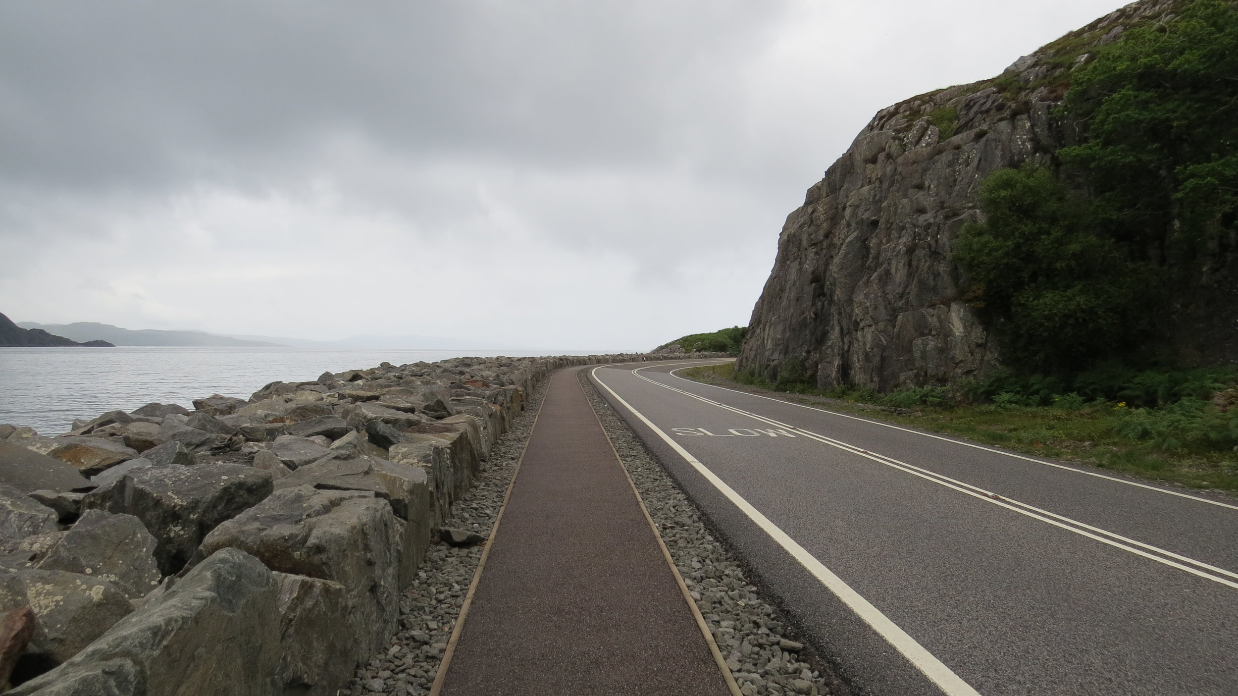 A830 Cylcleway