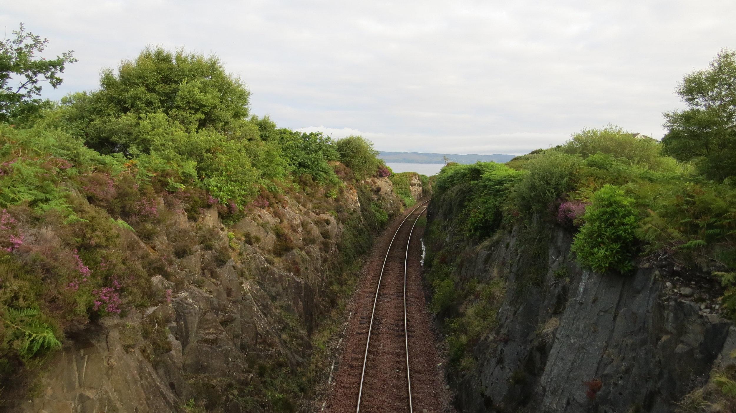 Trainline to Mallaig