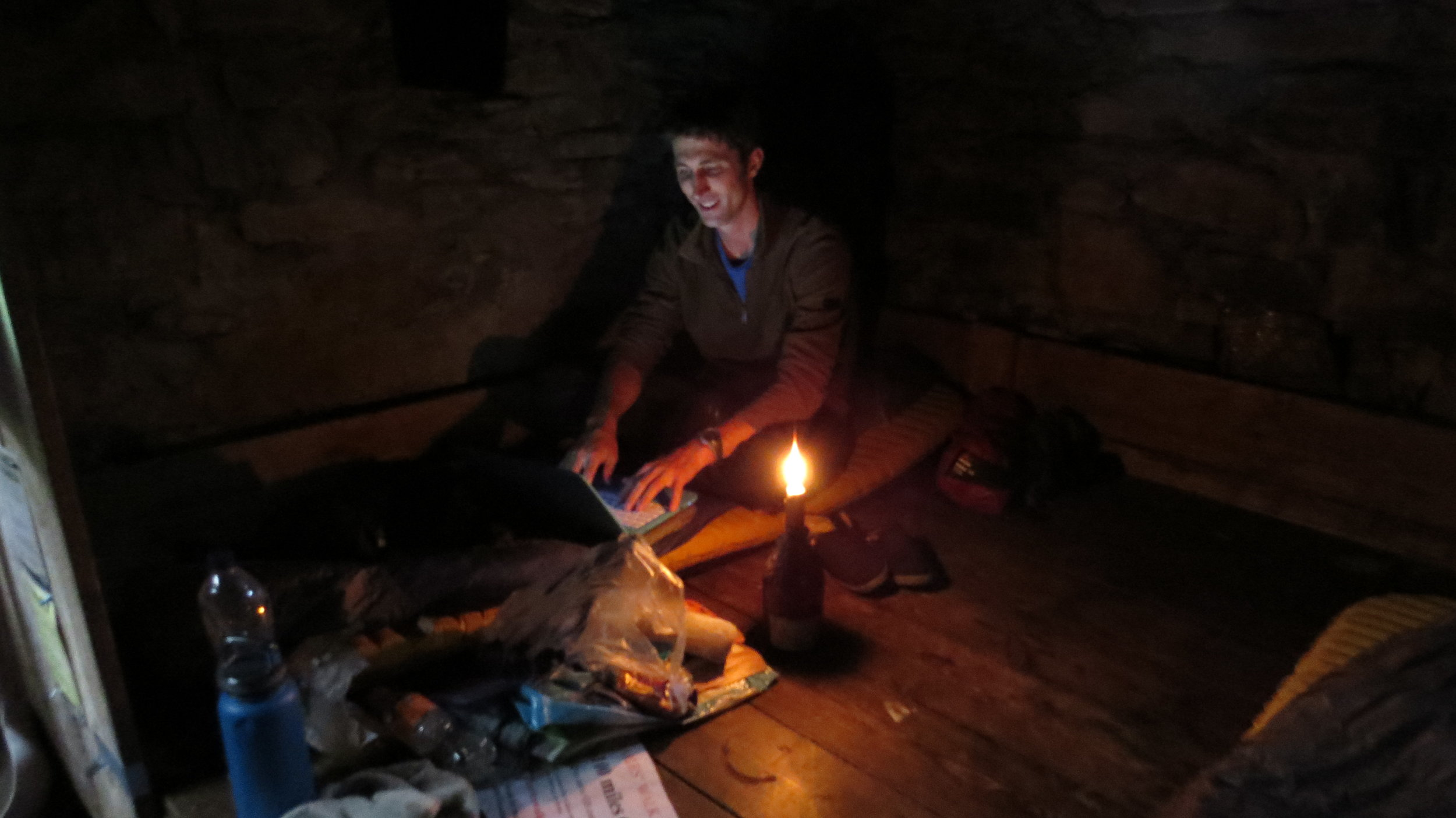 Diary by Candlelight