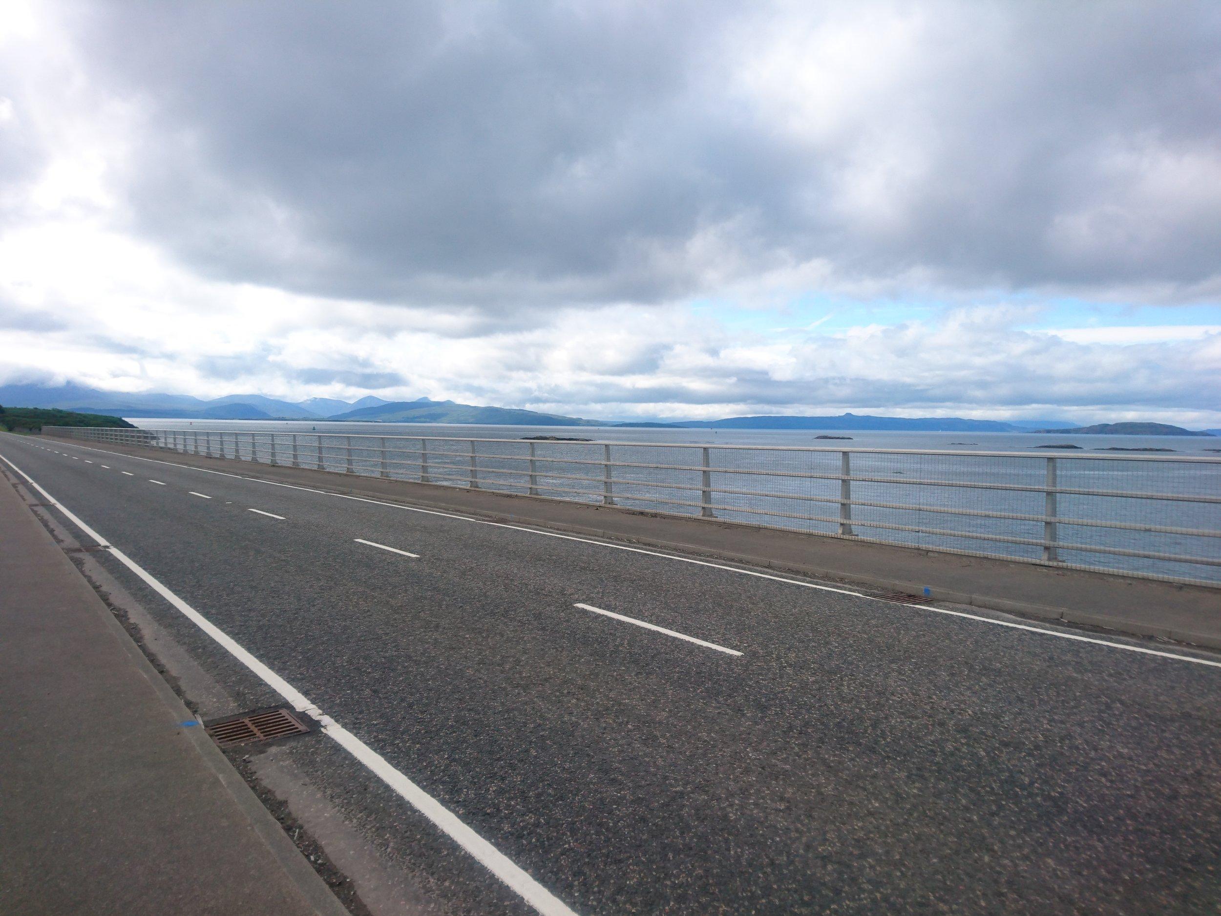 Skye Bridge (First Part)