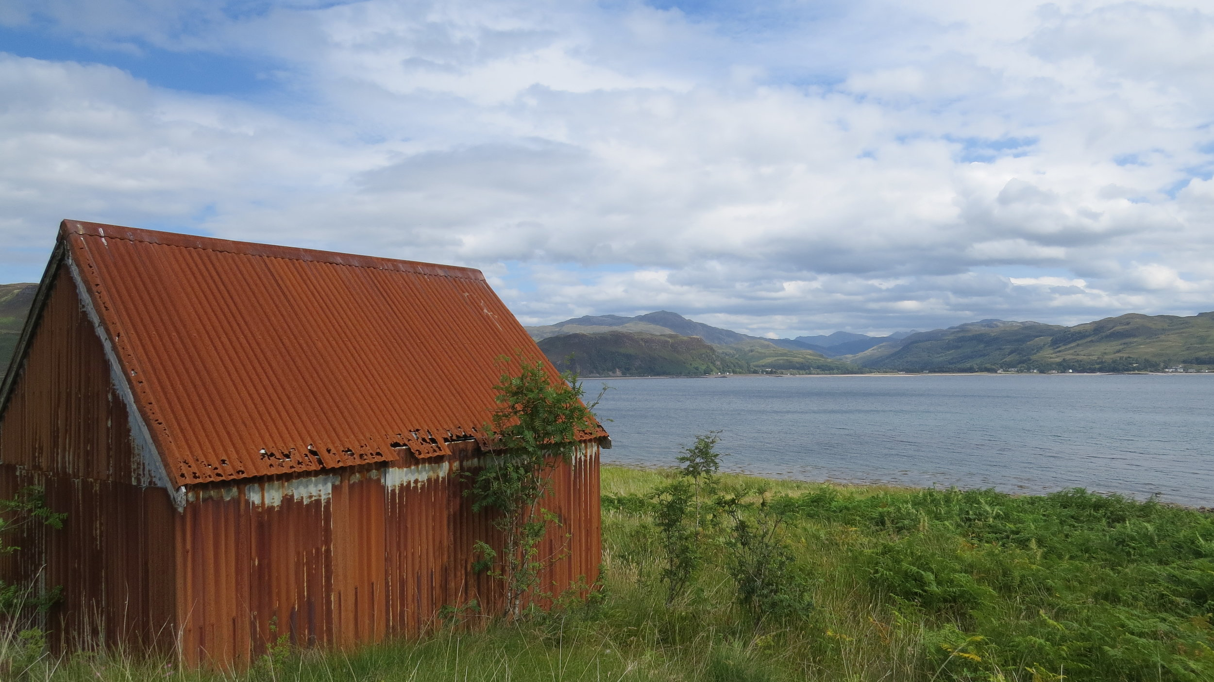 Rusty Hut
