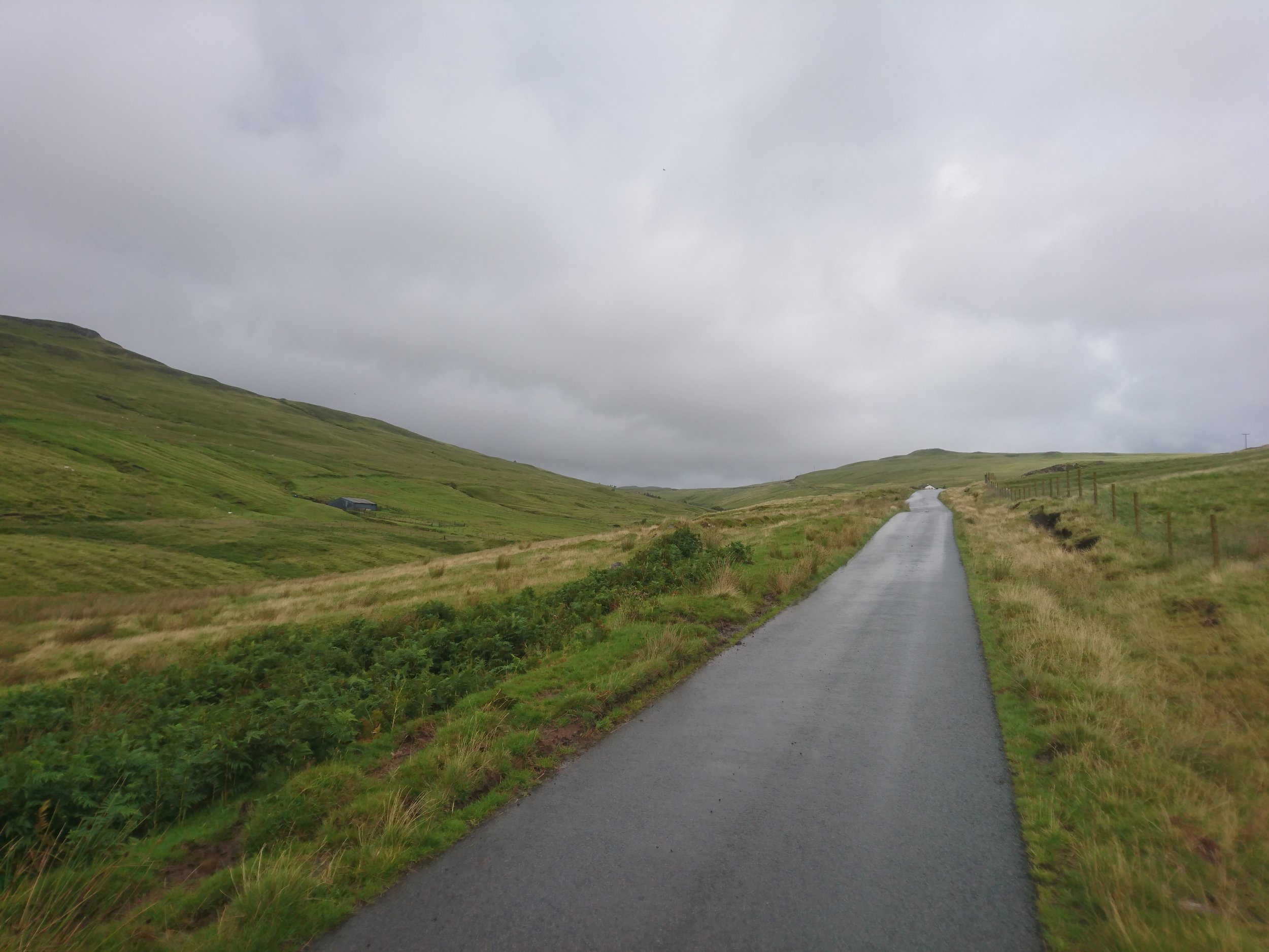 Road out of Eynort