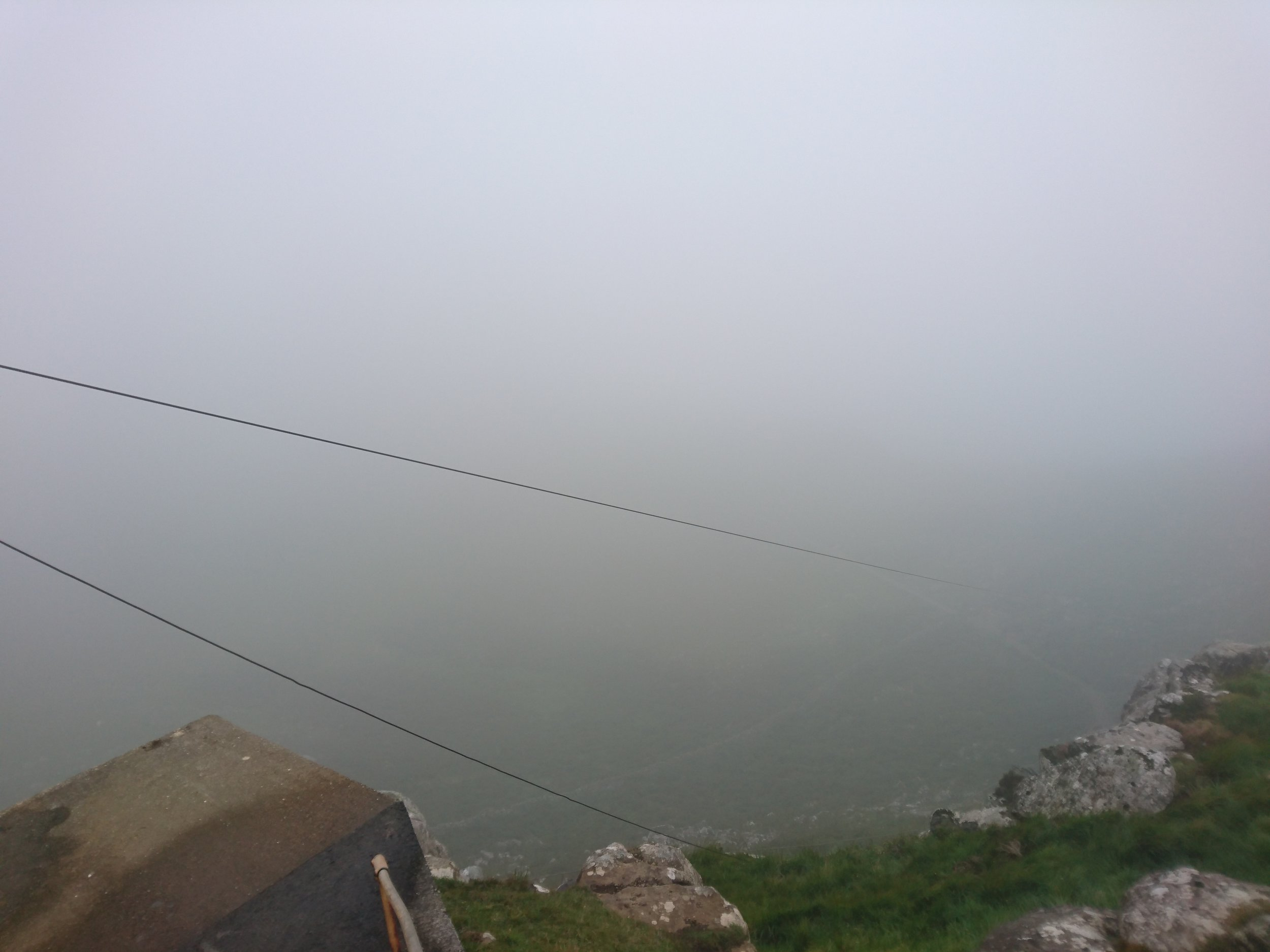Neist Point is down there somewhere