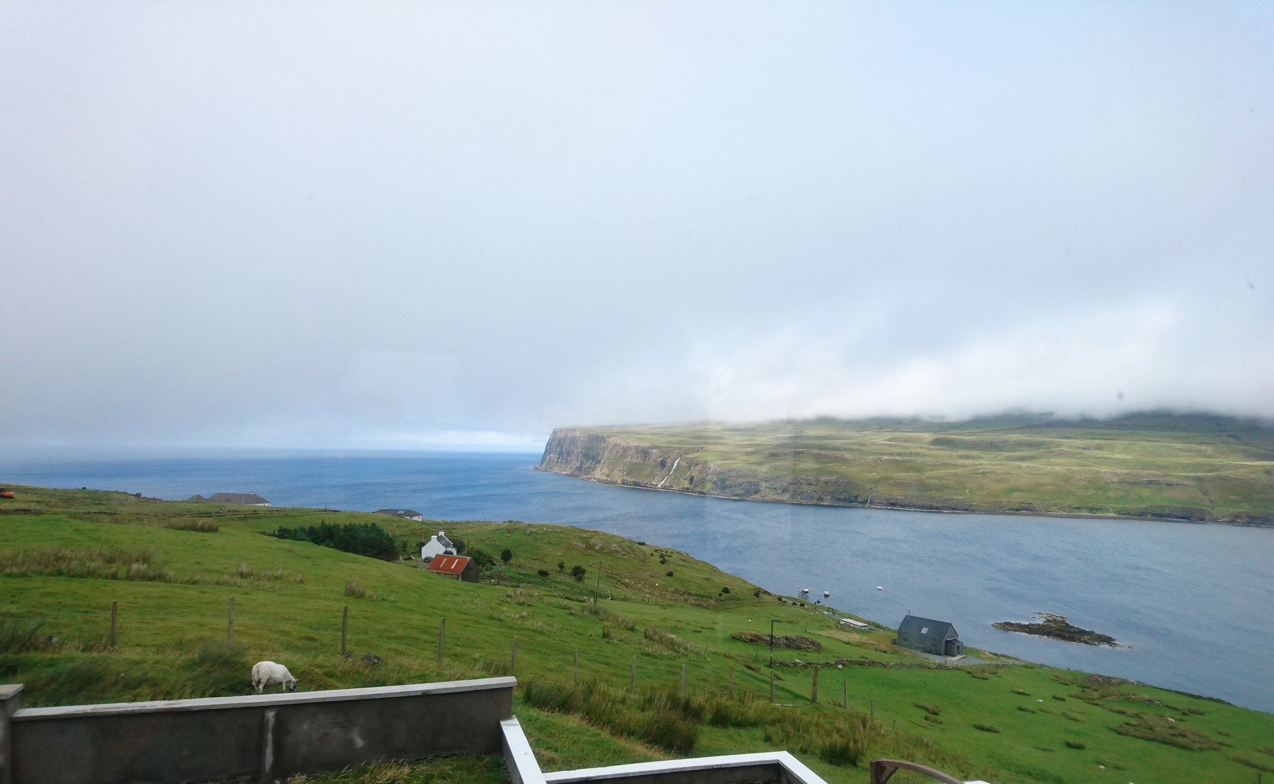 View from Clach Ghlas Window