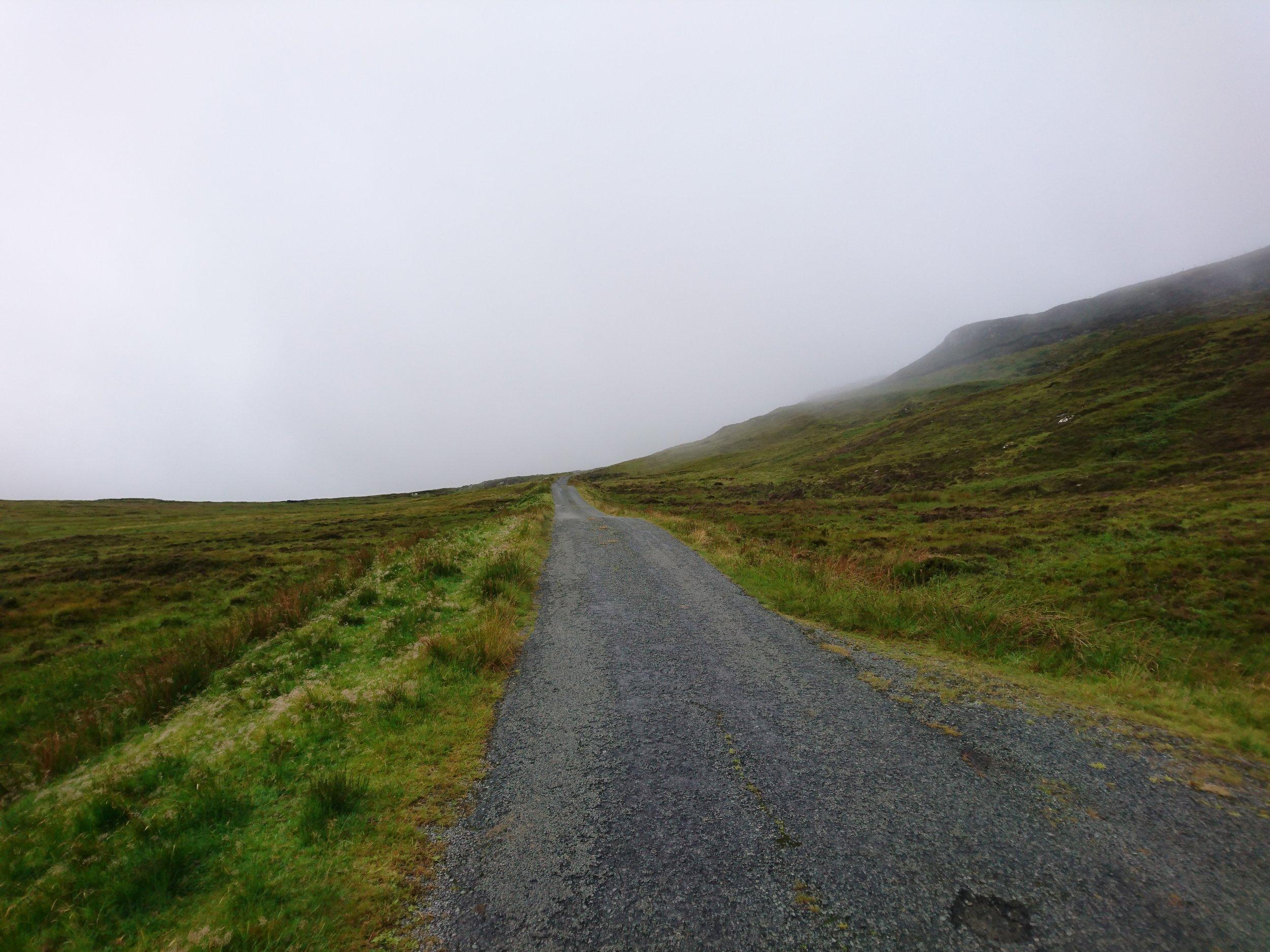 Public Road to Uig