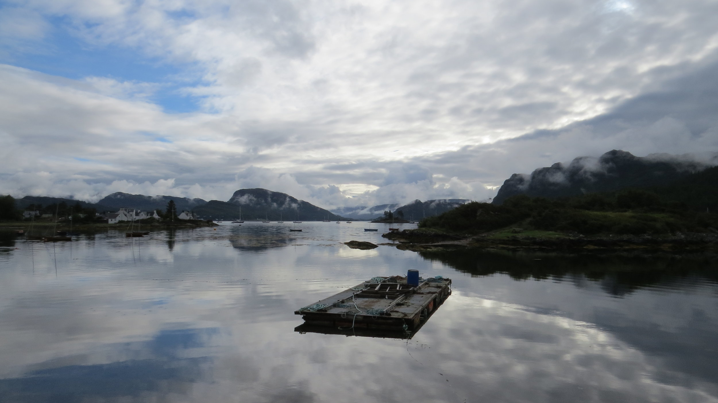 Mystical Morning View from Plockton