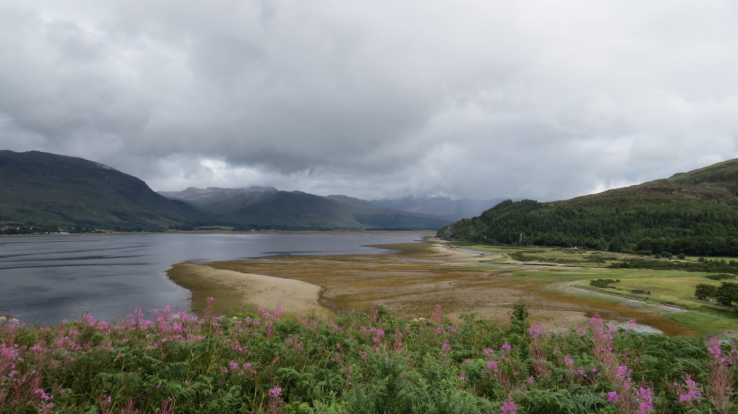 Head of Loch Carron