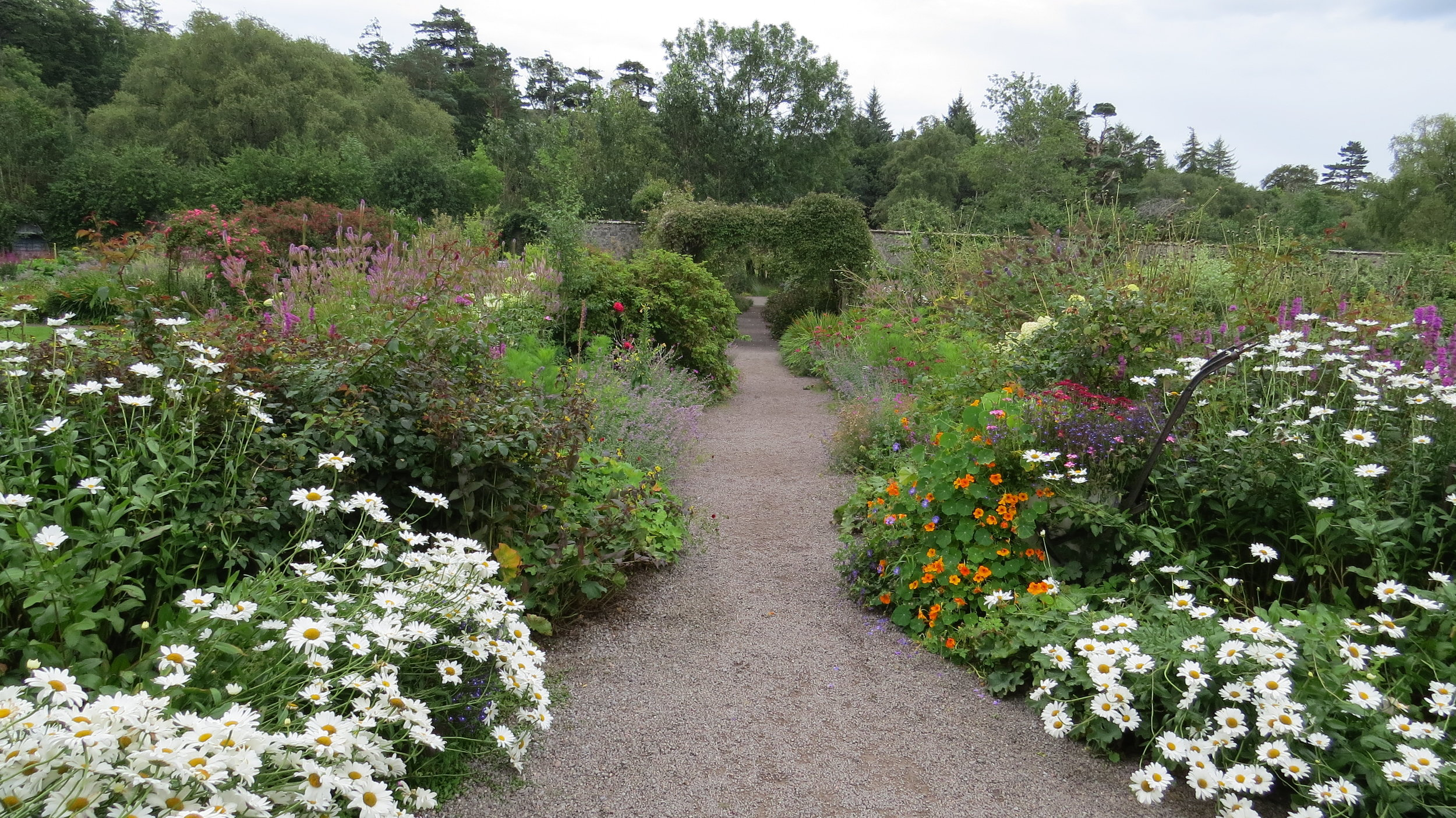 Applecross Walled Garden