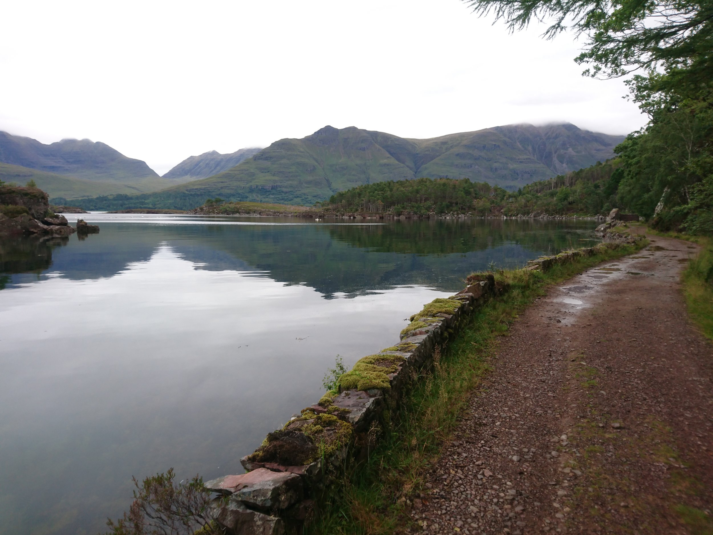 Loch Side Estate Track