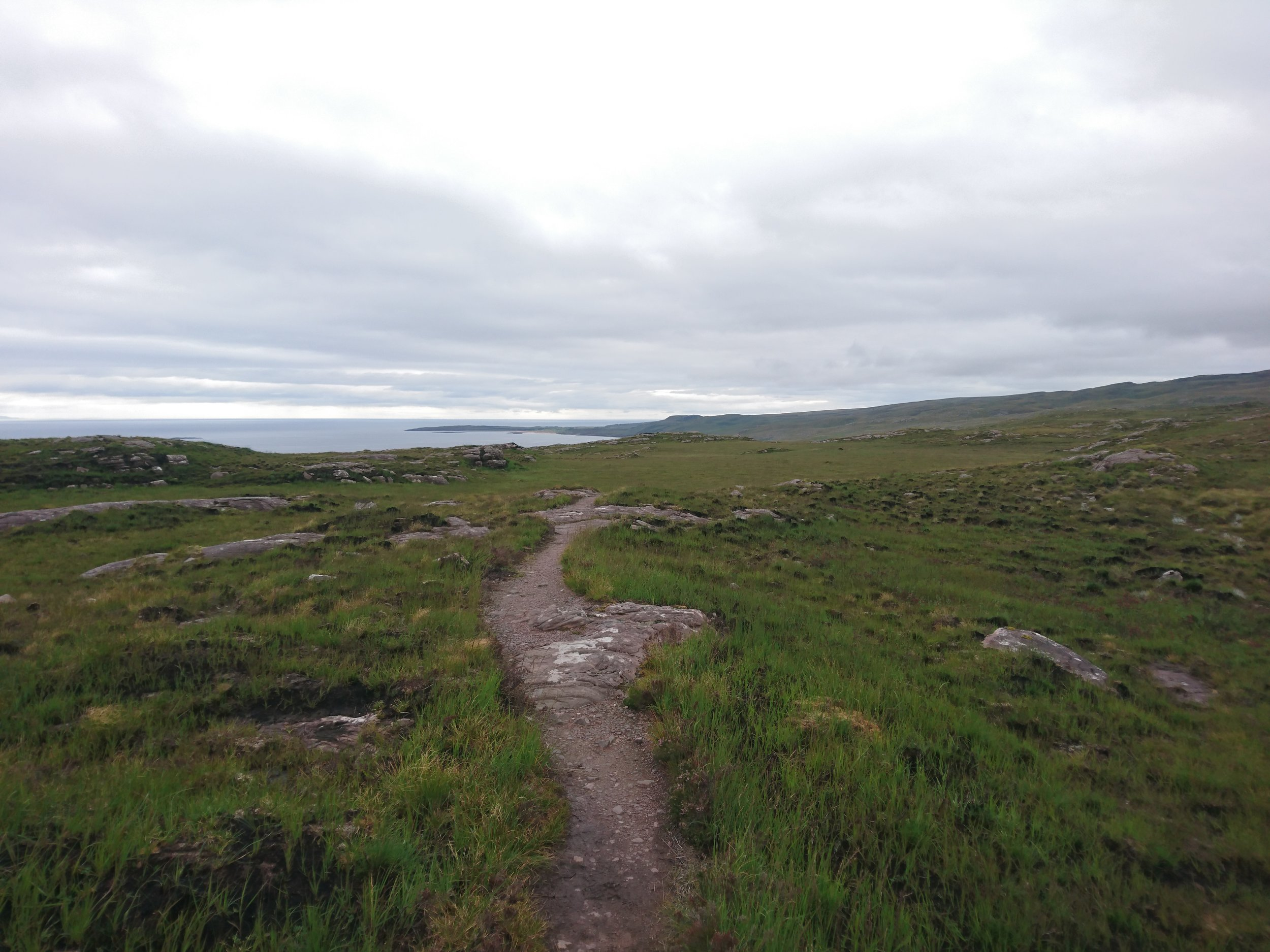 Path towards Craig Bothy