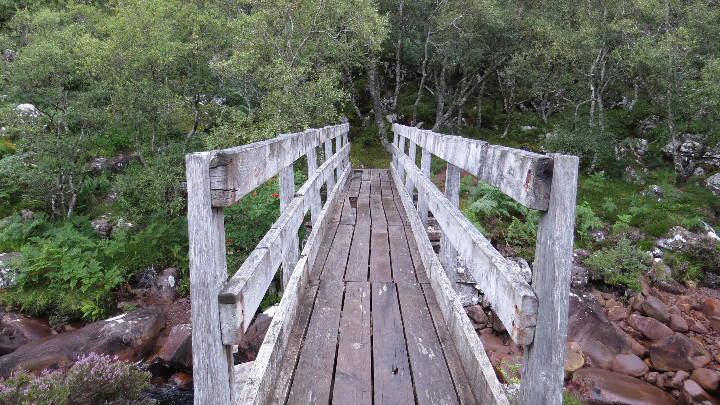 Bridge over RIver Craig