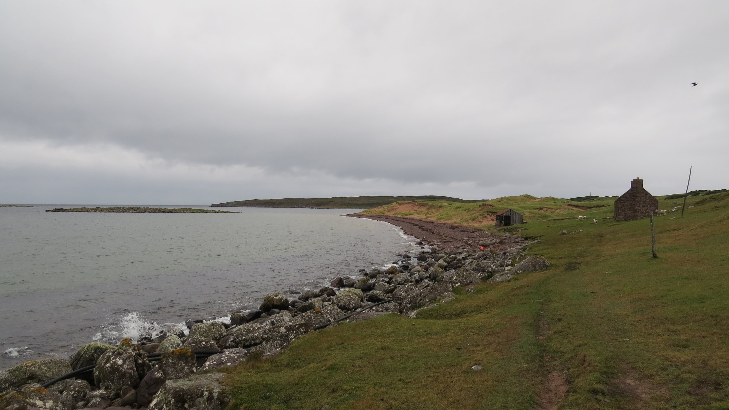 Looking towards Redpoint