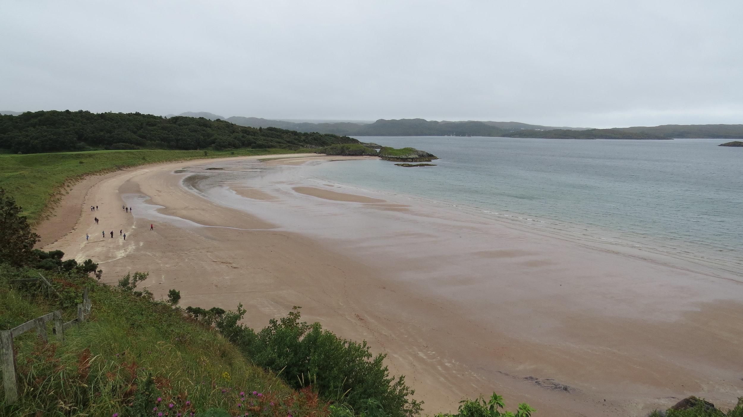 Strath Bay