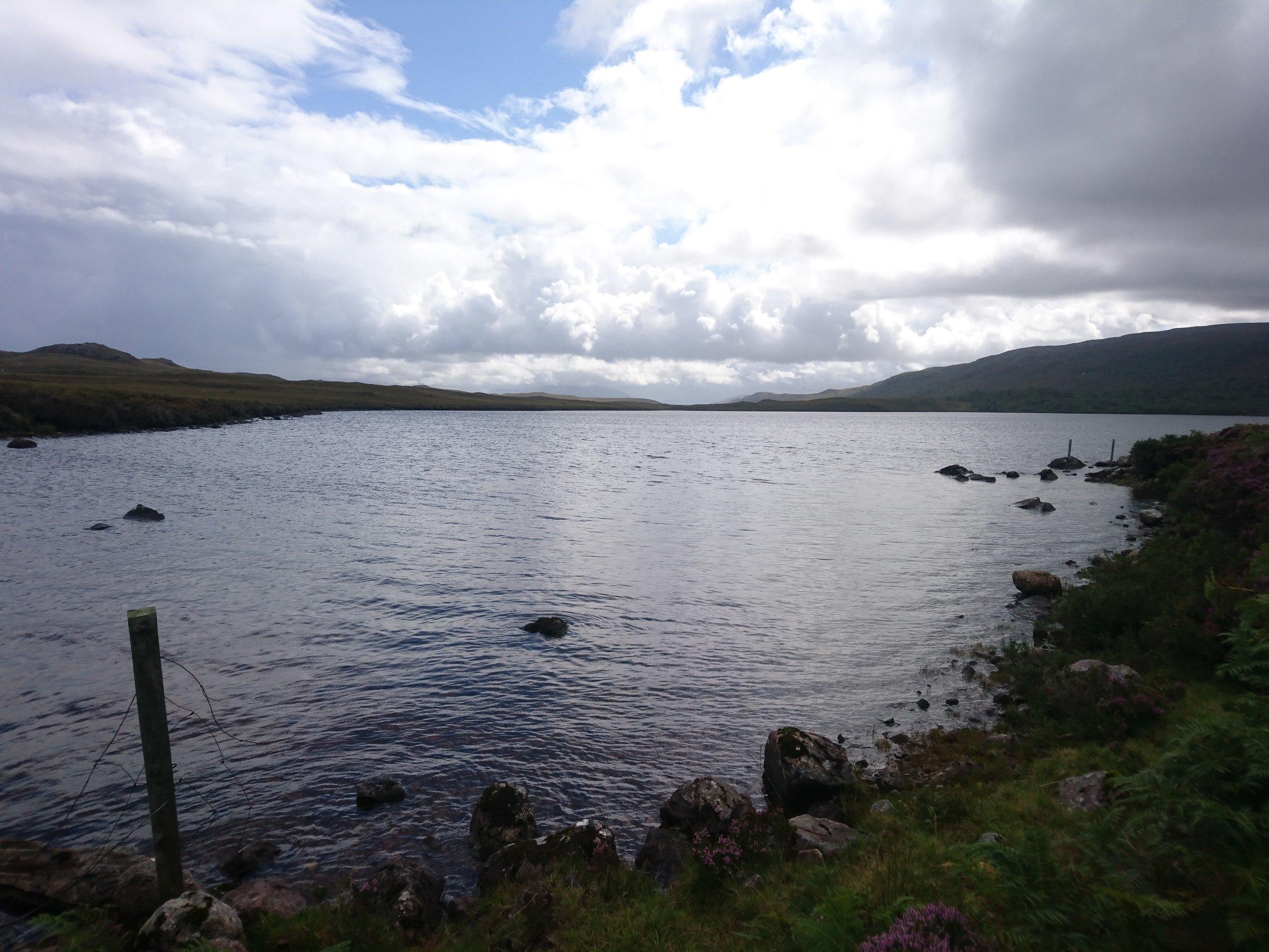 Loch an Draing