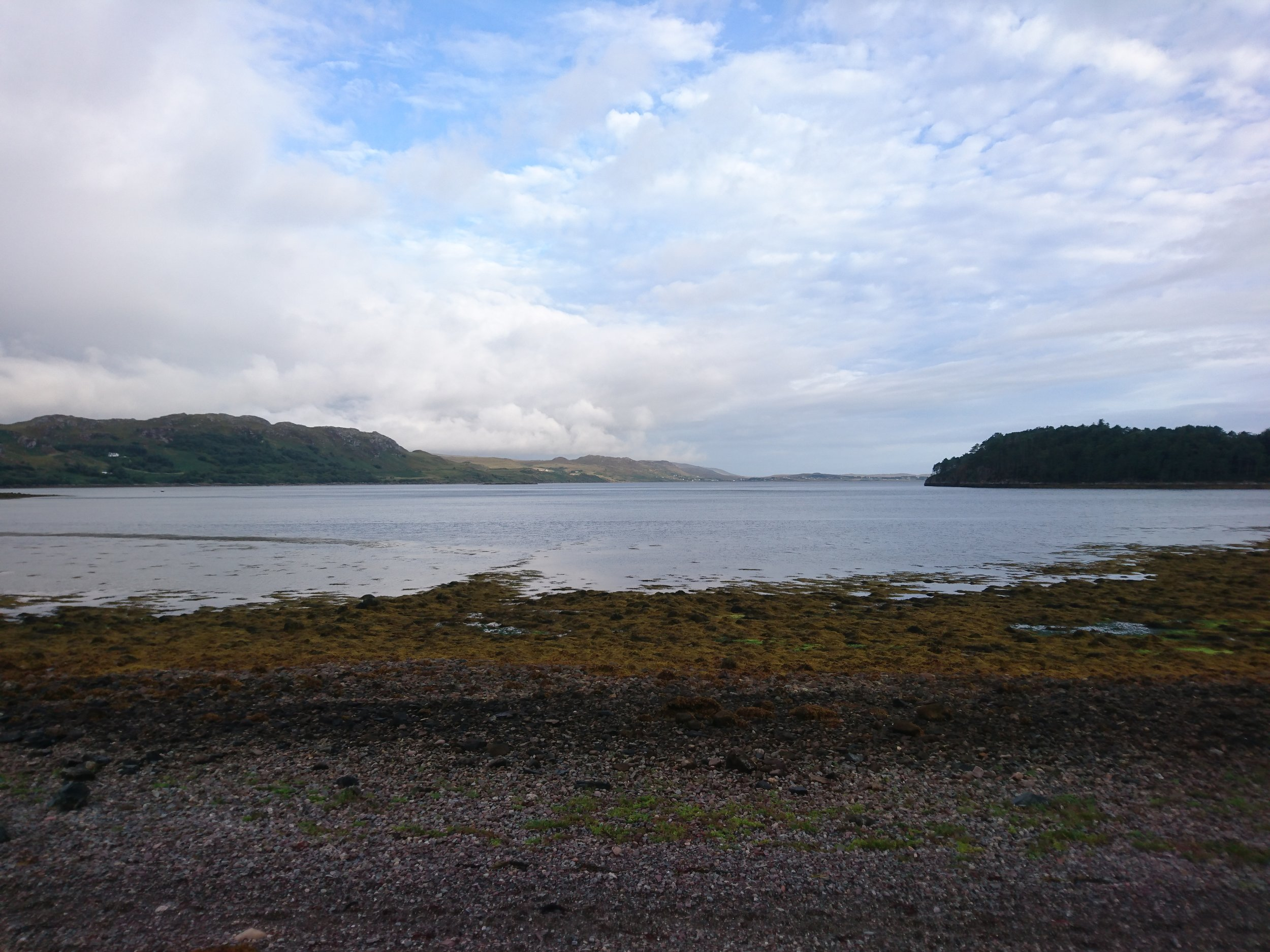 View from Poolewe