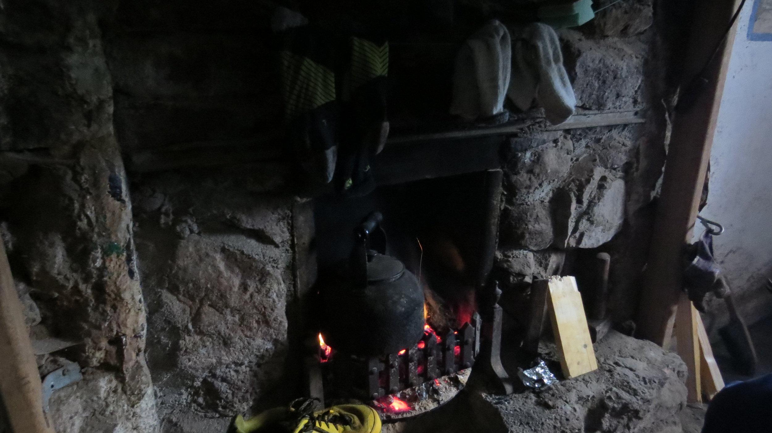 Peat Fire