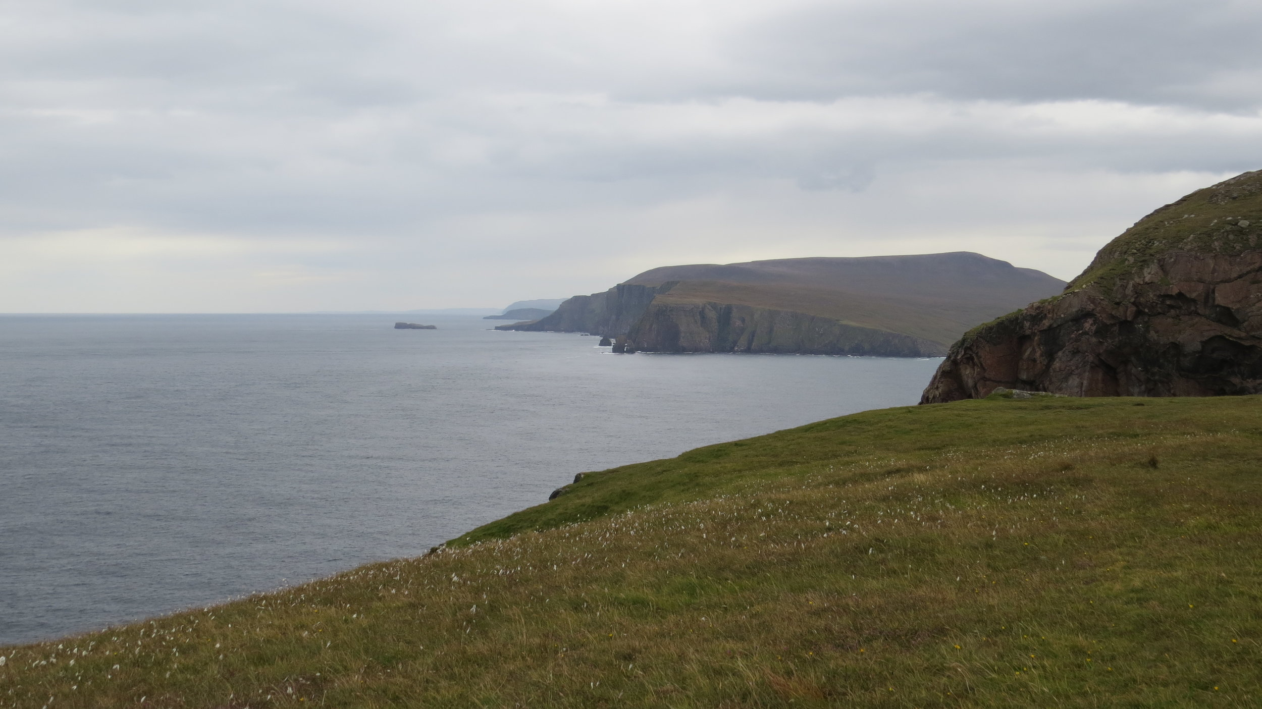 View from Cape Wrath