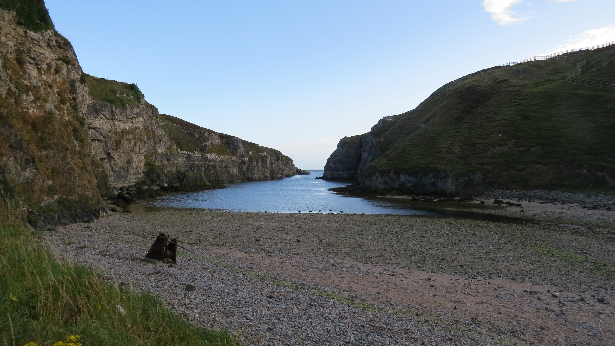 Smoo Cave River Outlet