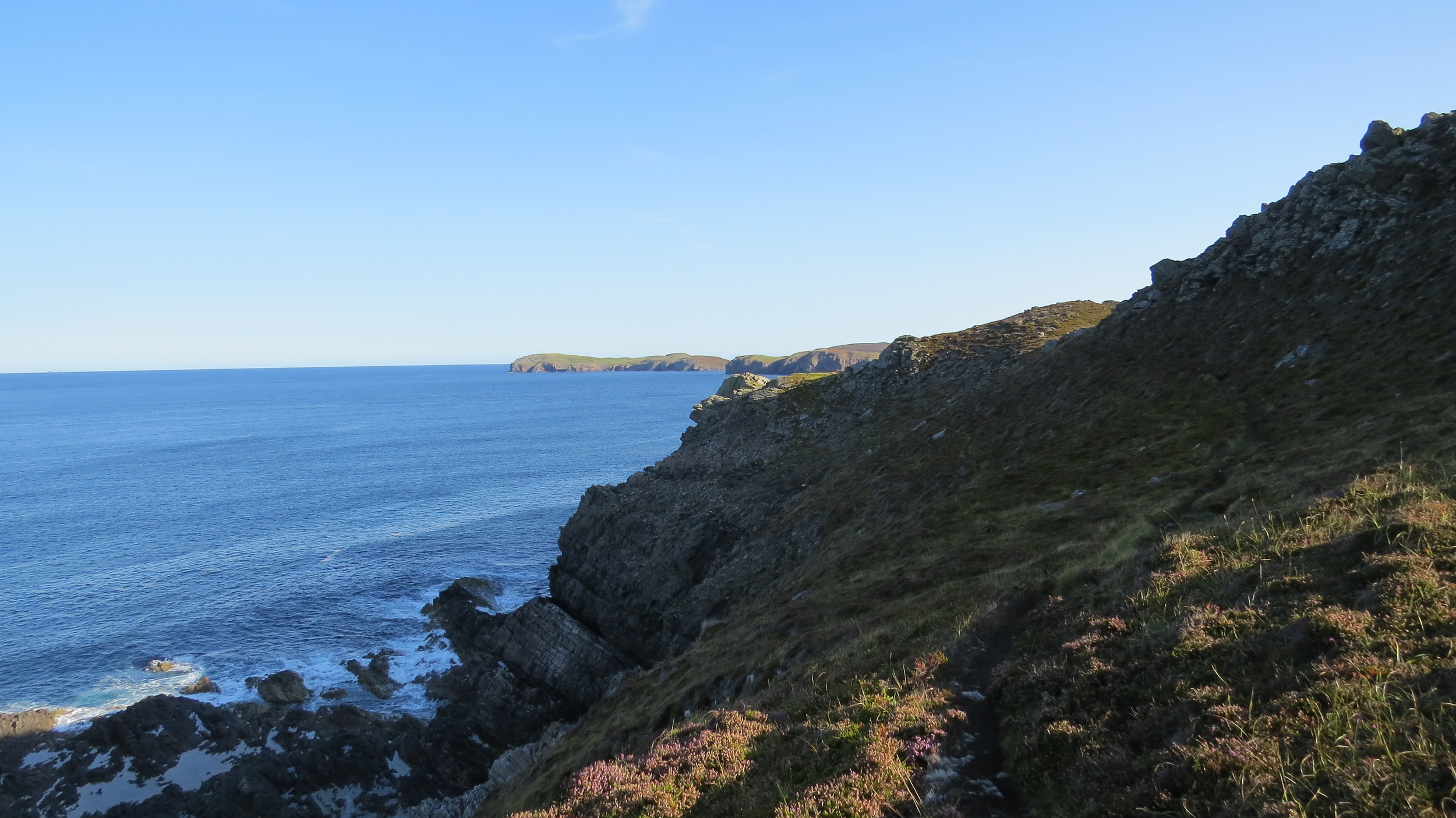 Low Cliff Path