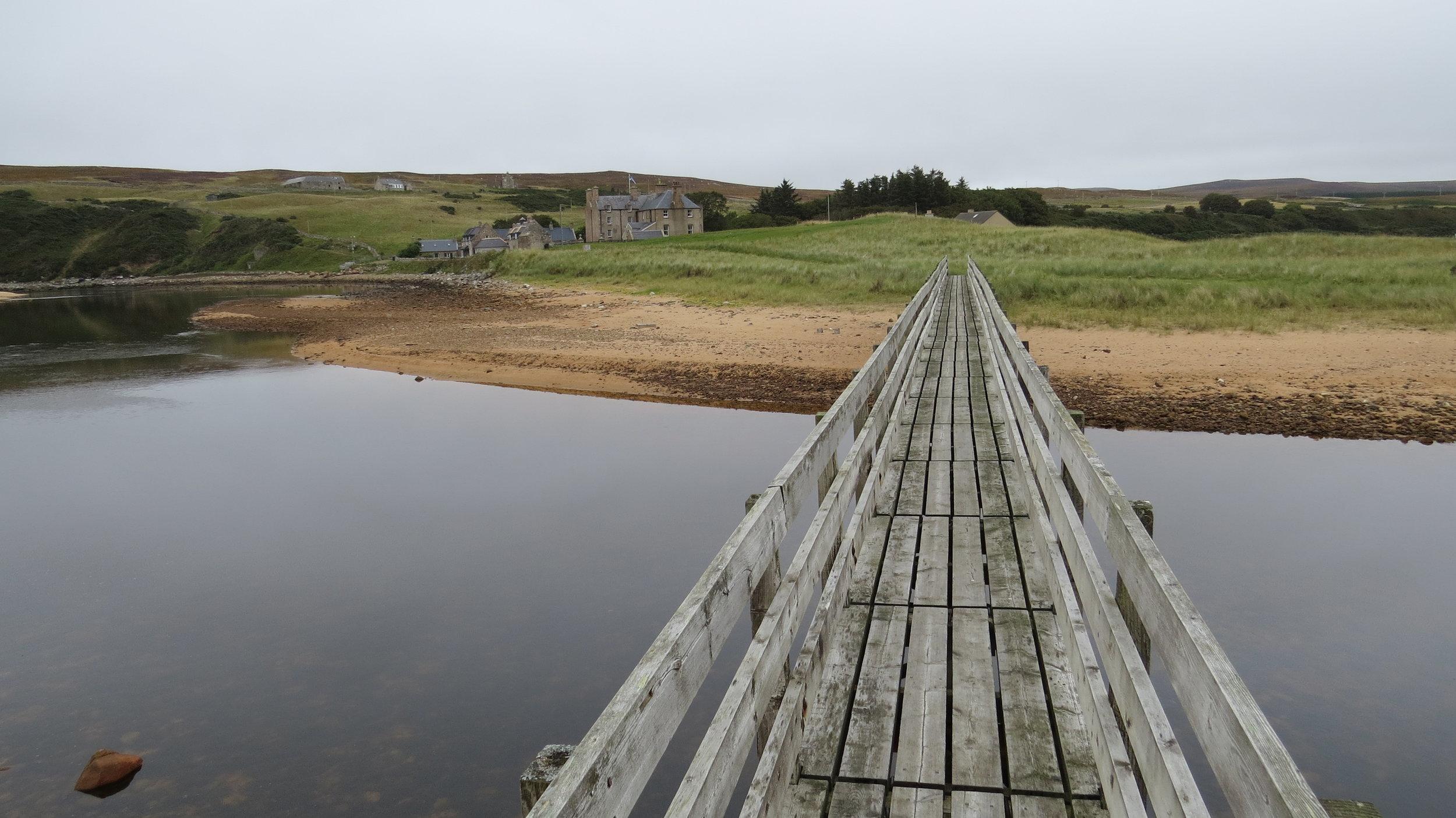 Bridge to Big House