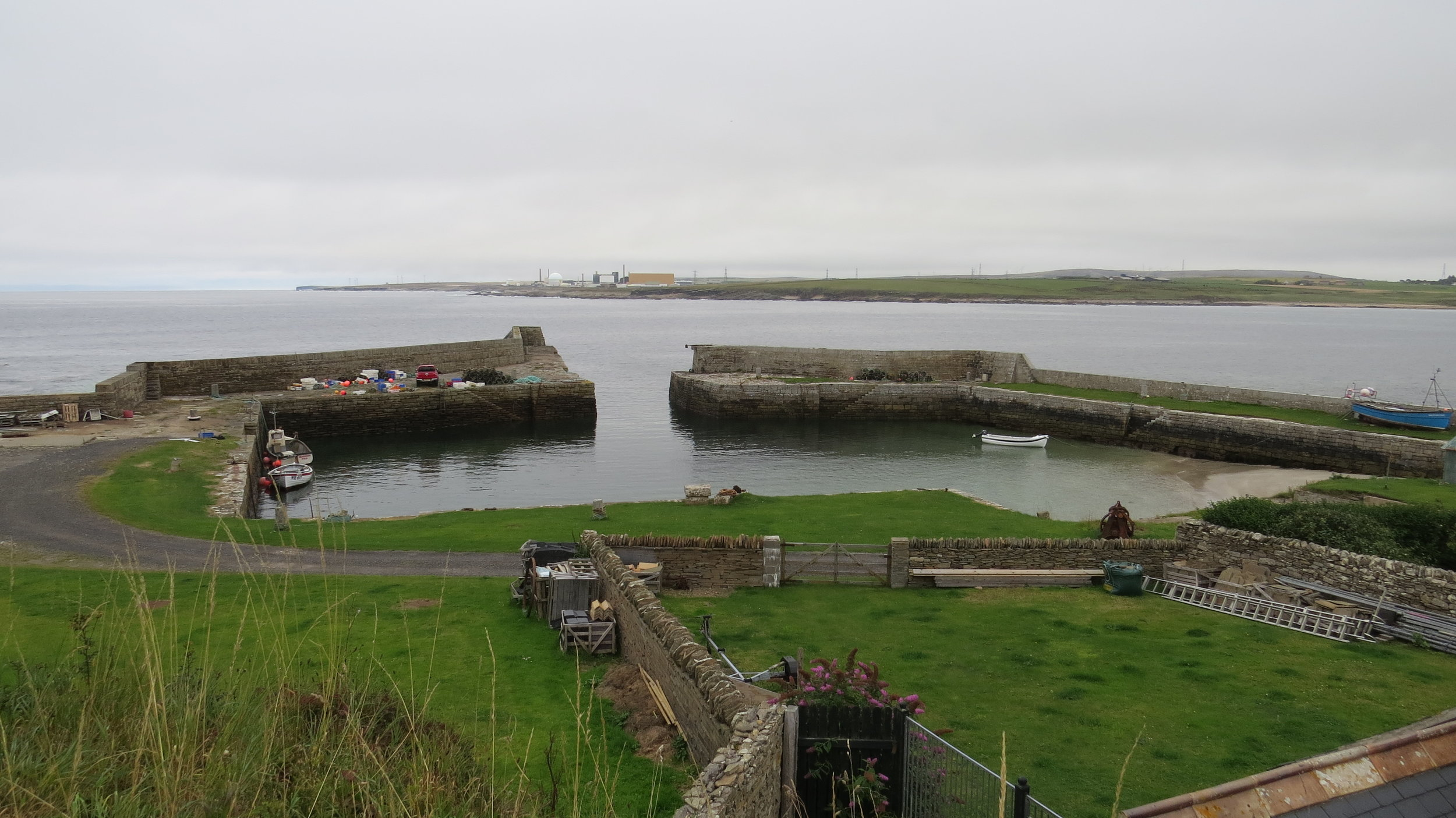 Fresgoe Harbour