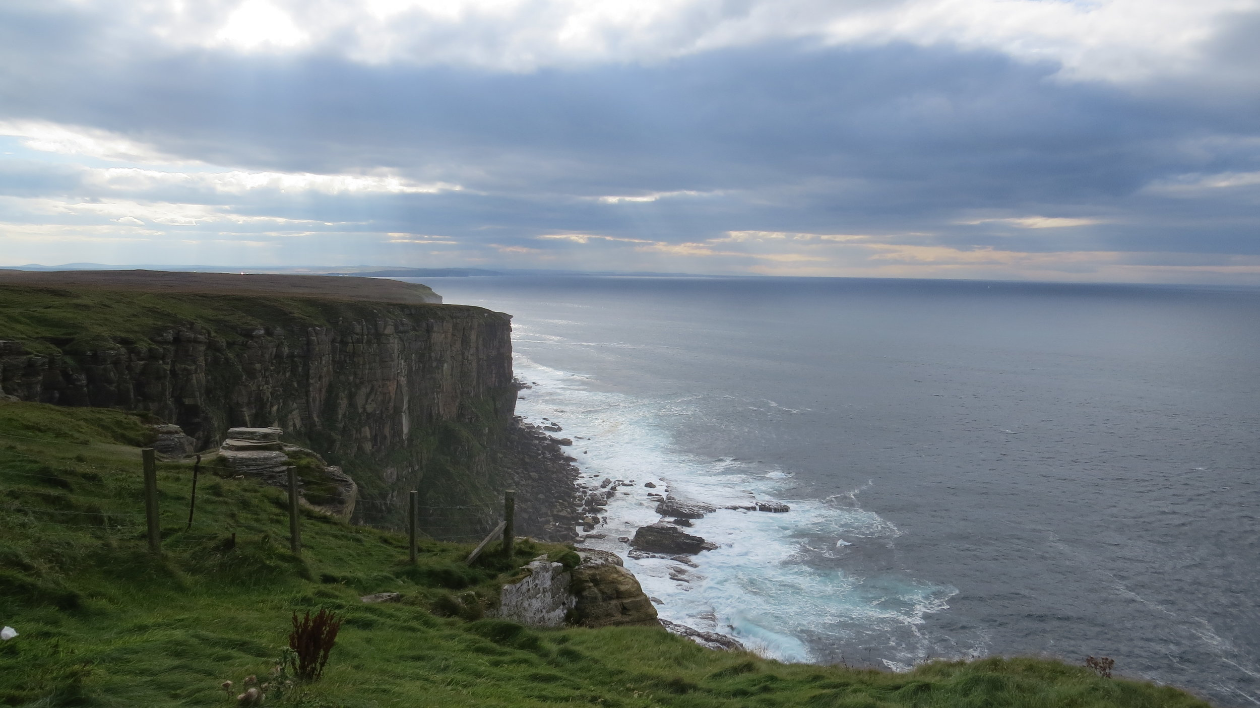 View from Dunnet Head
