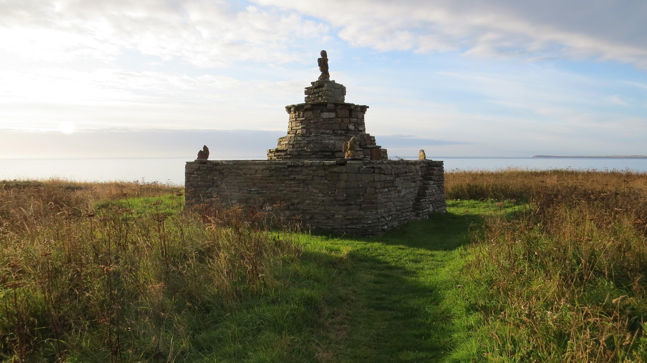 Mervyn Tower Monument