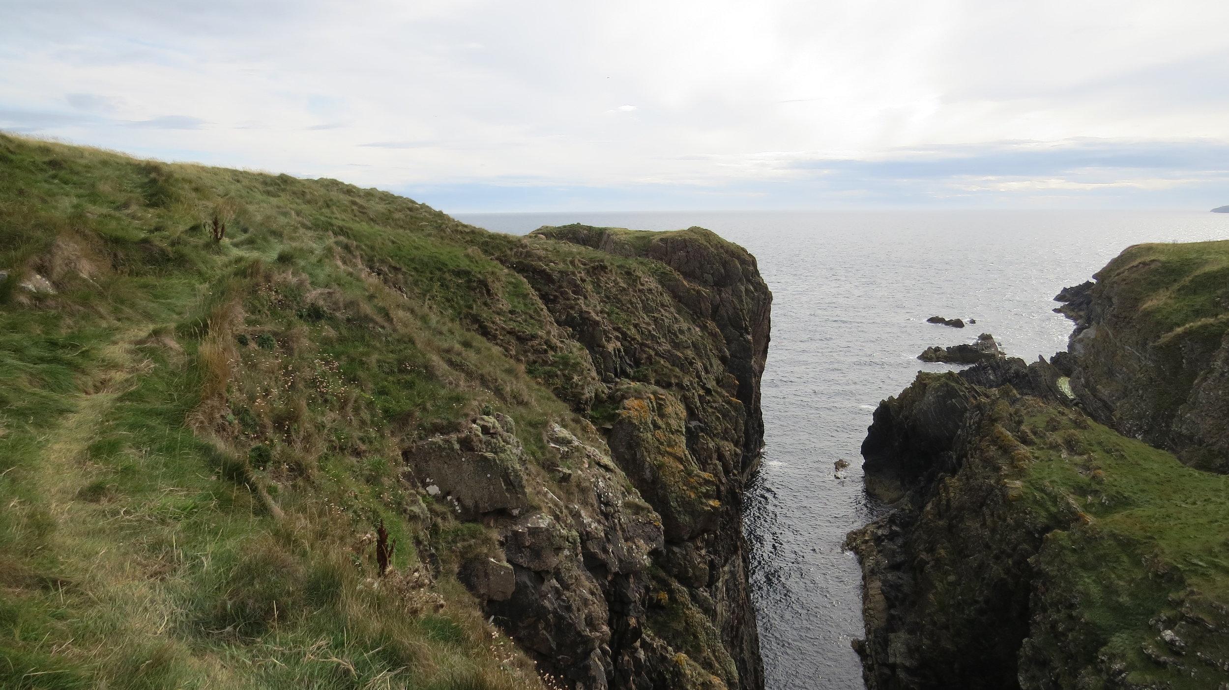 Path around Inlet
