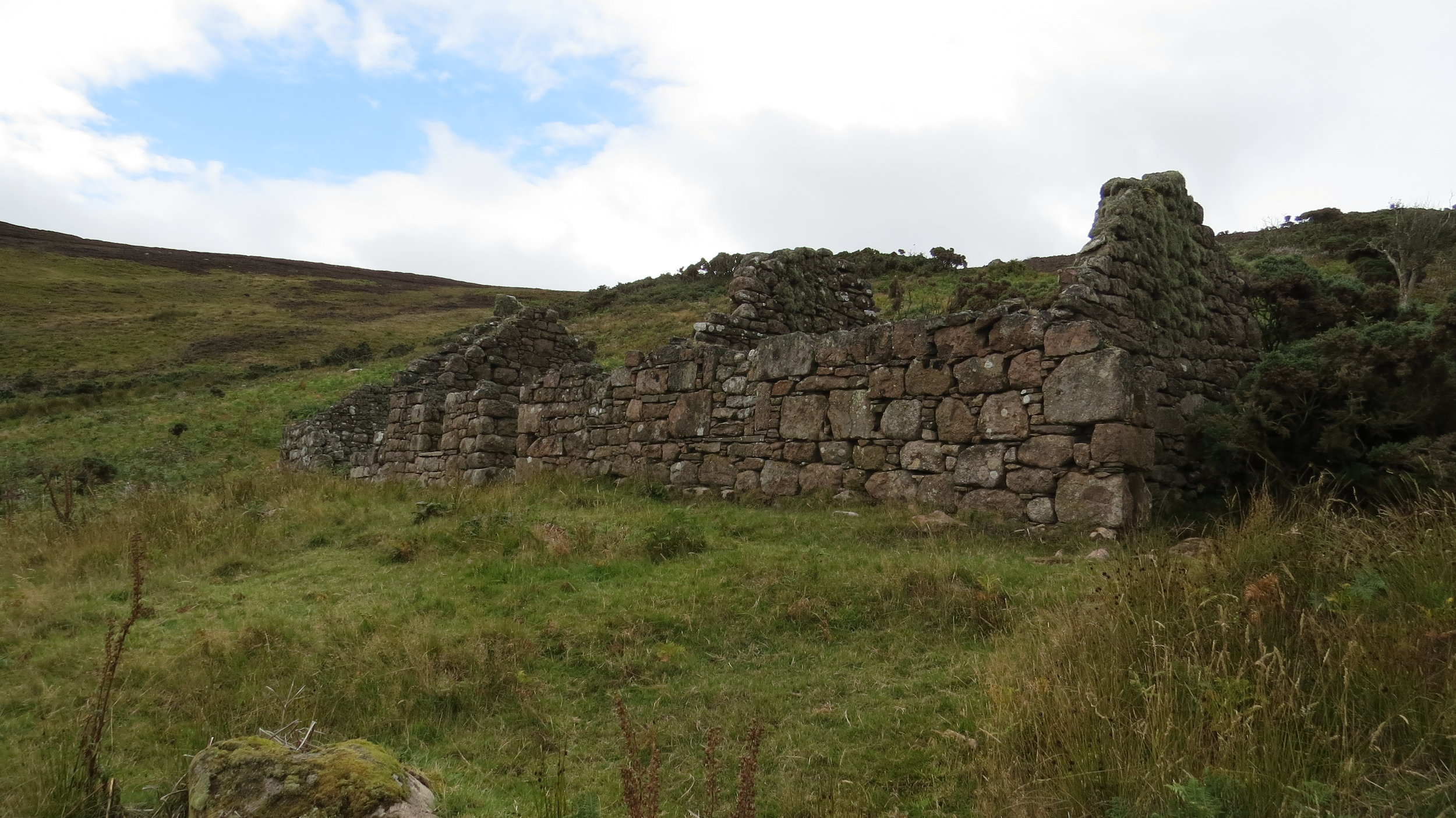 Badbea Ruin