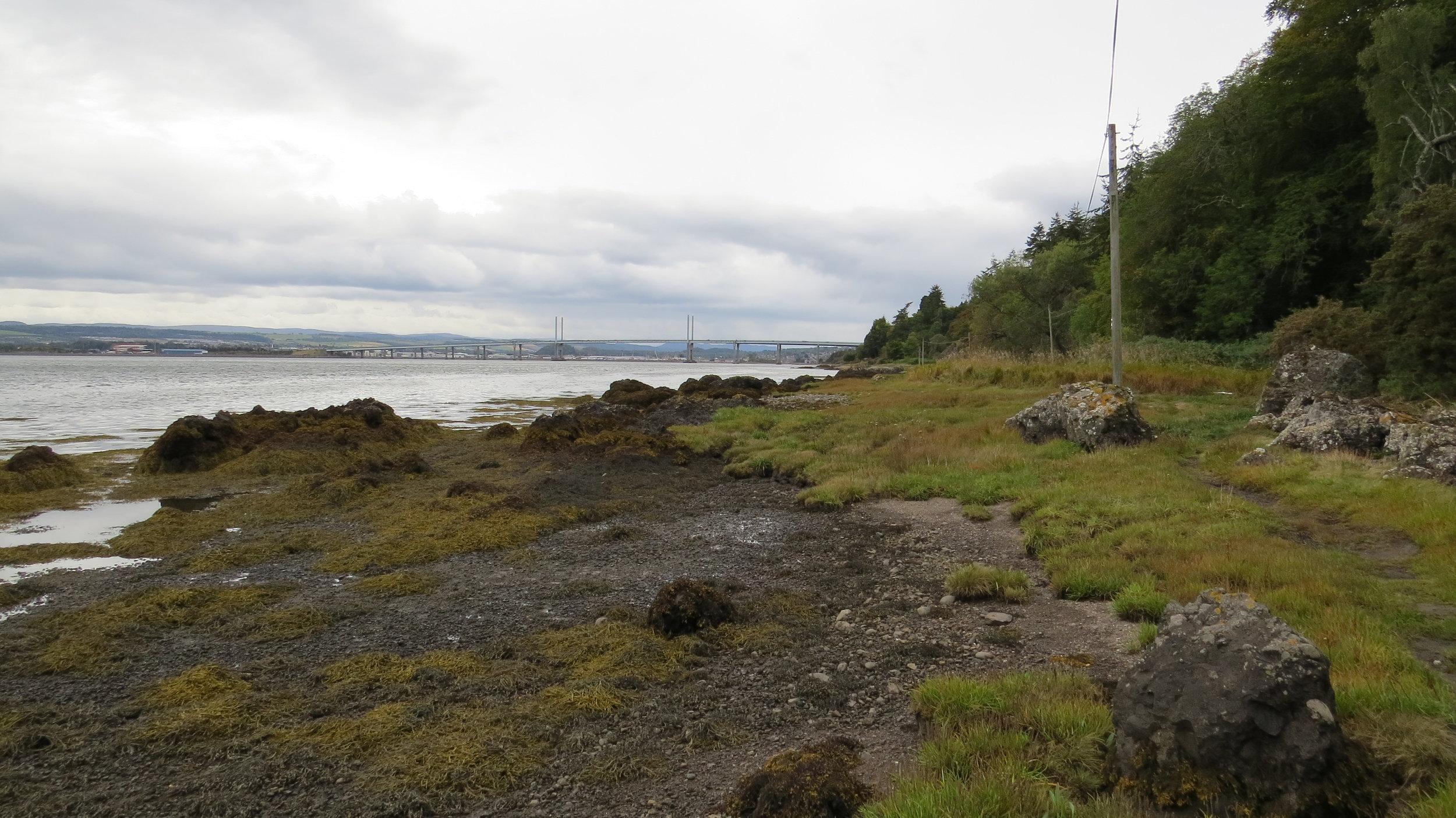 Shore Walking from Kilmuir