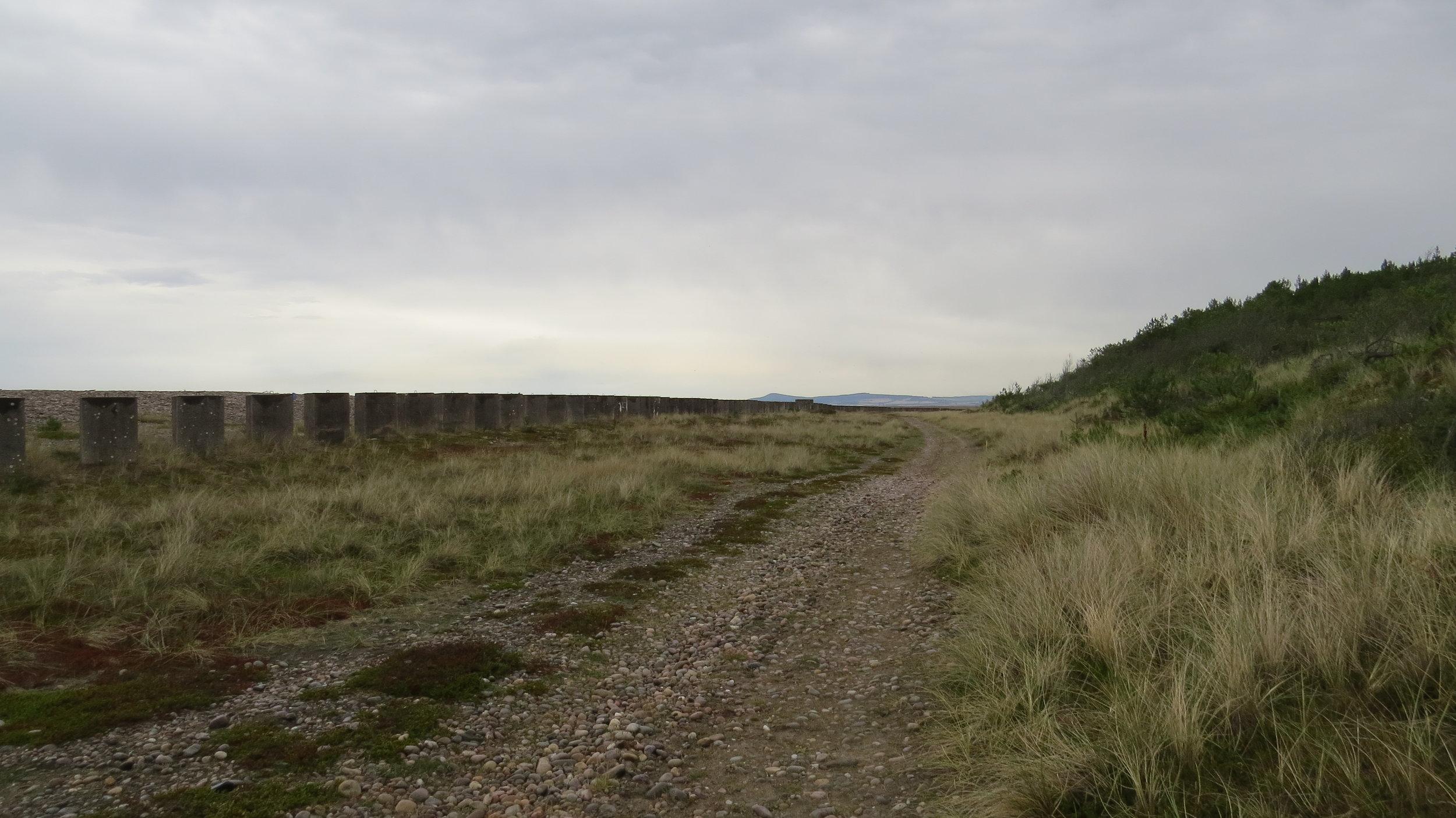 WWII Coast Defences