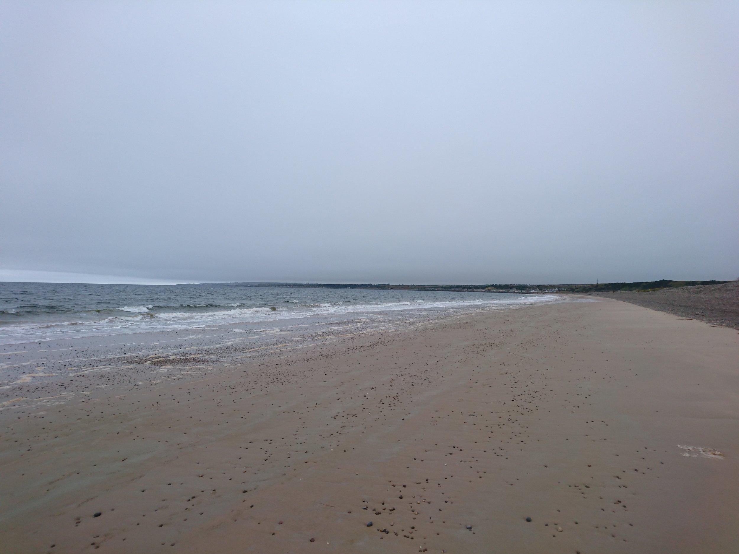 Spey Bay Beach