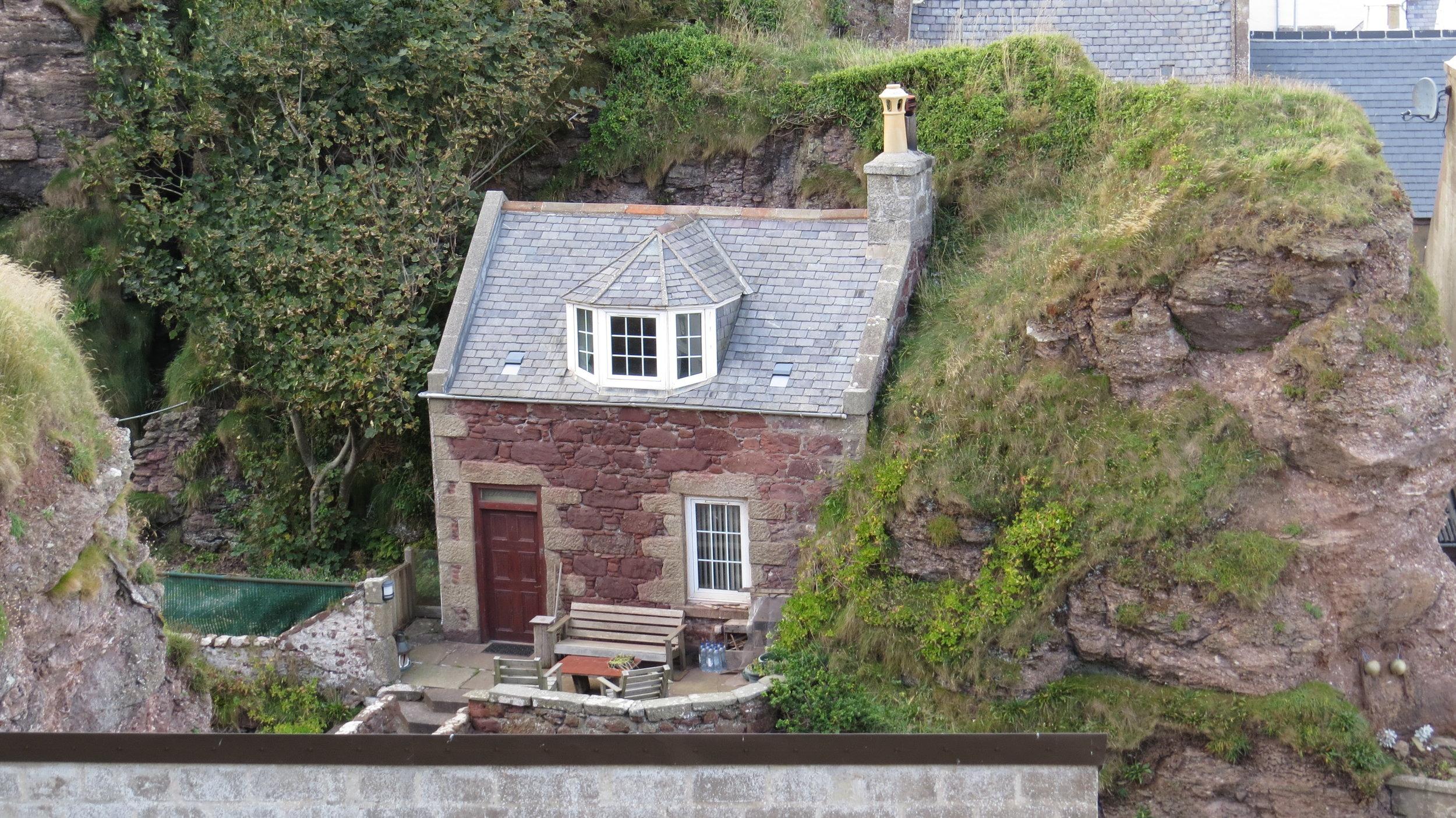 Quaint House Pennan