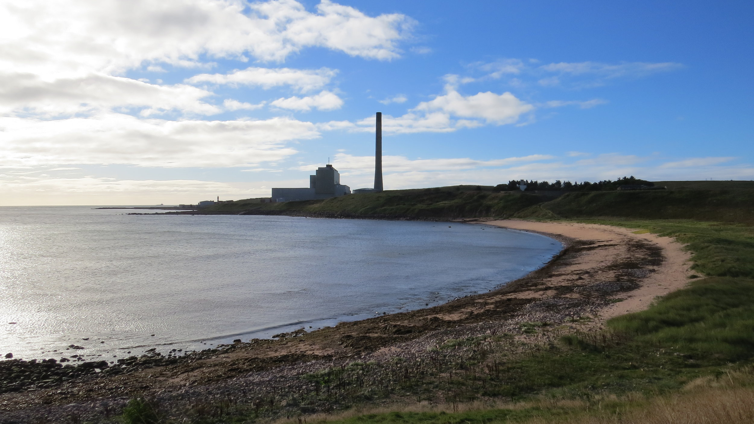 Boddam Power Station