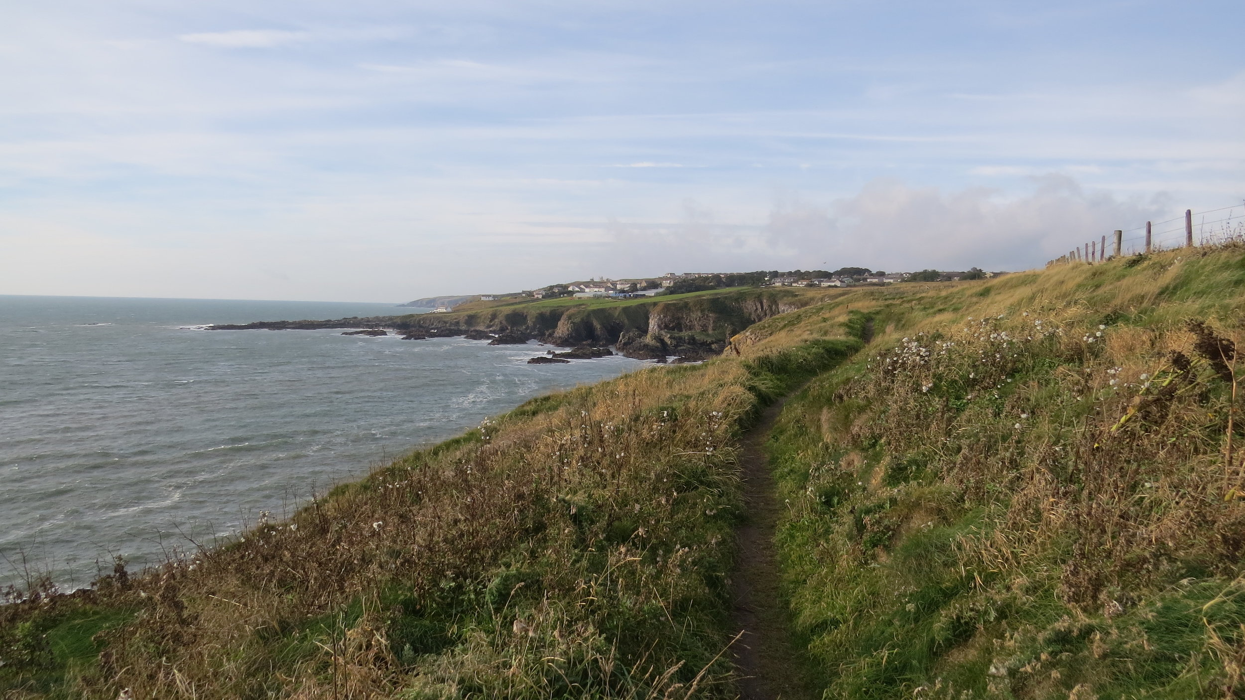Aberdeenshire Coast Path