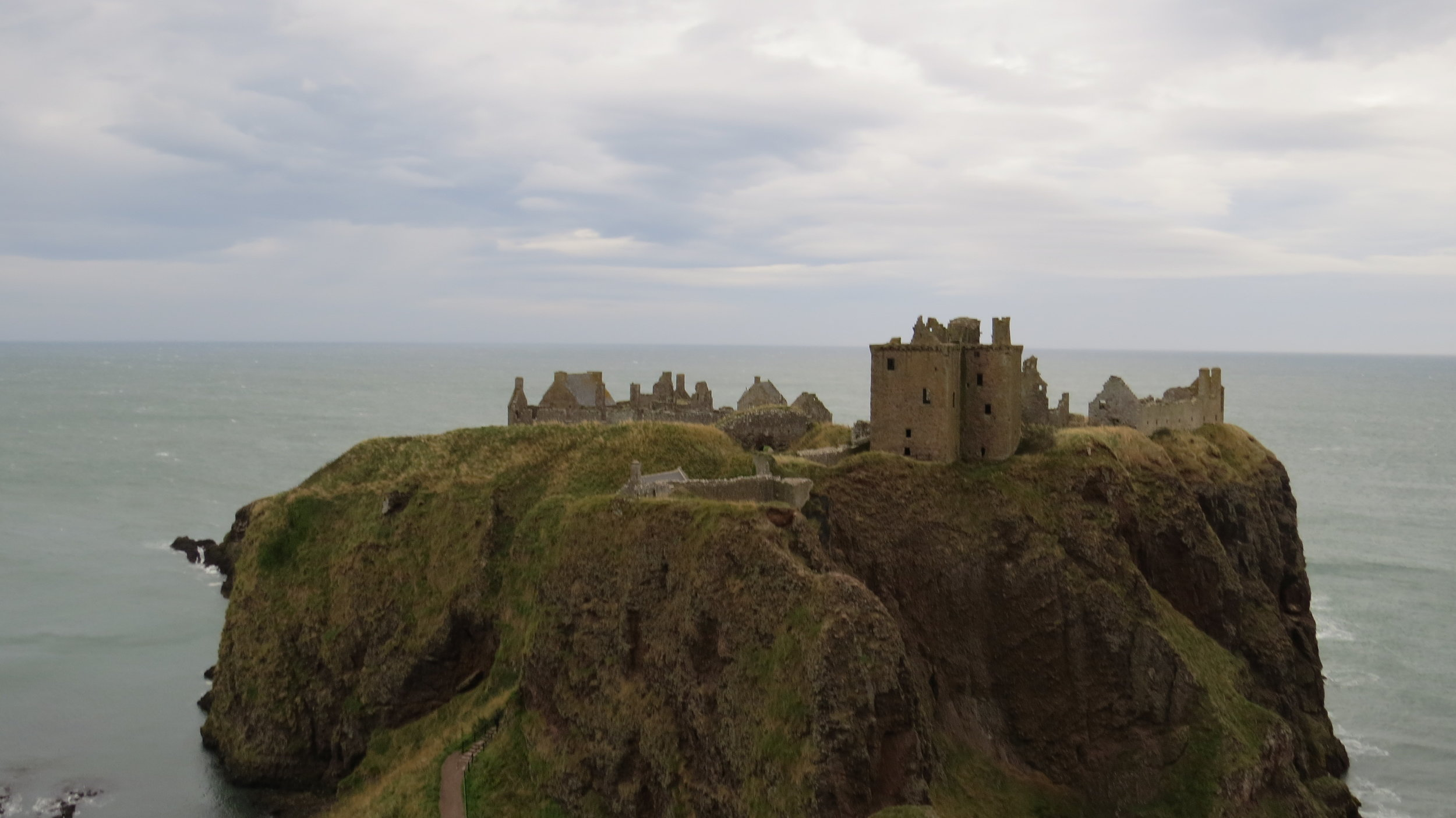 Dunnottar Castle II