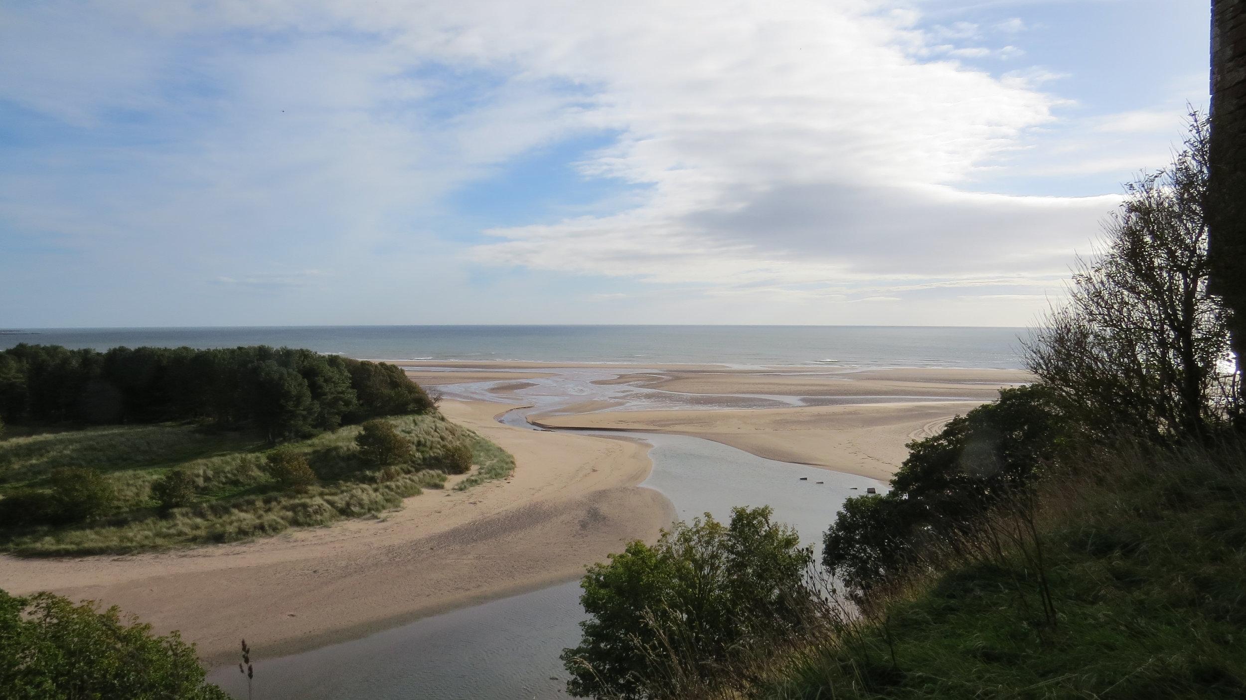 Lunan Water Estuary