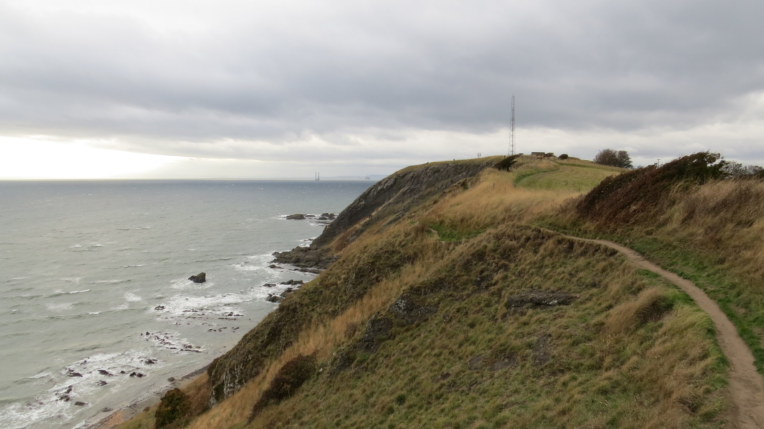 High Path over Kincraig Hill
