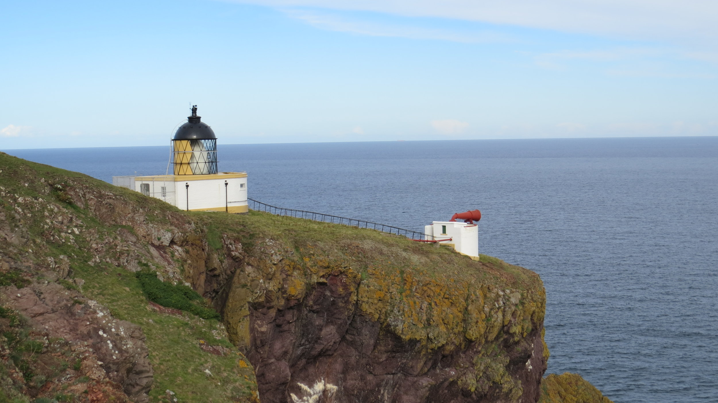 St Abb's Head Lighthouse