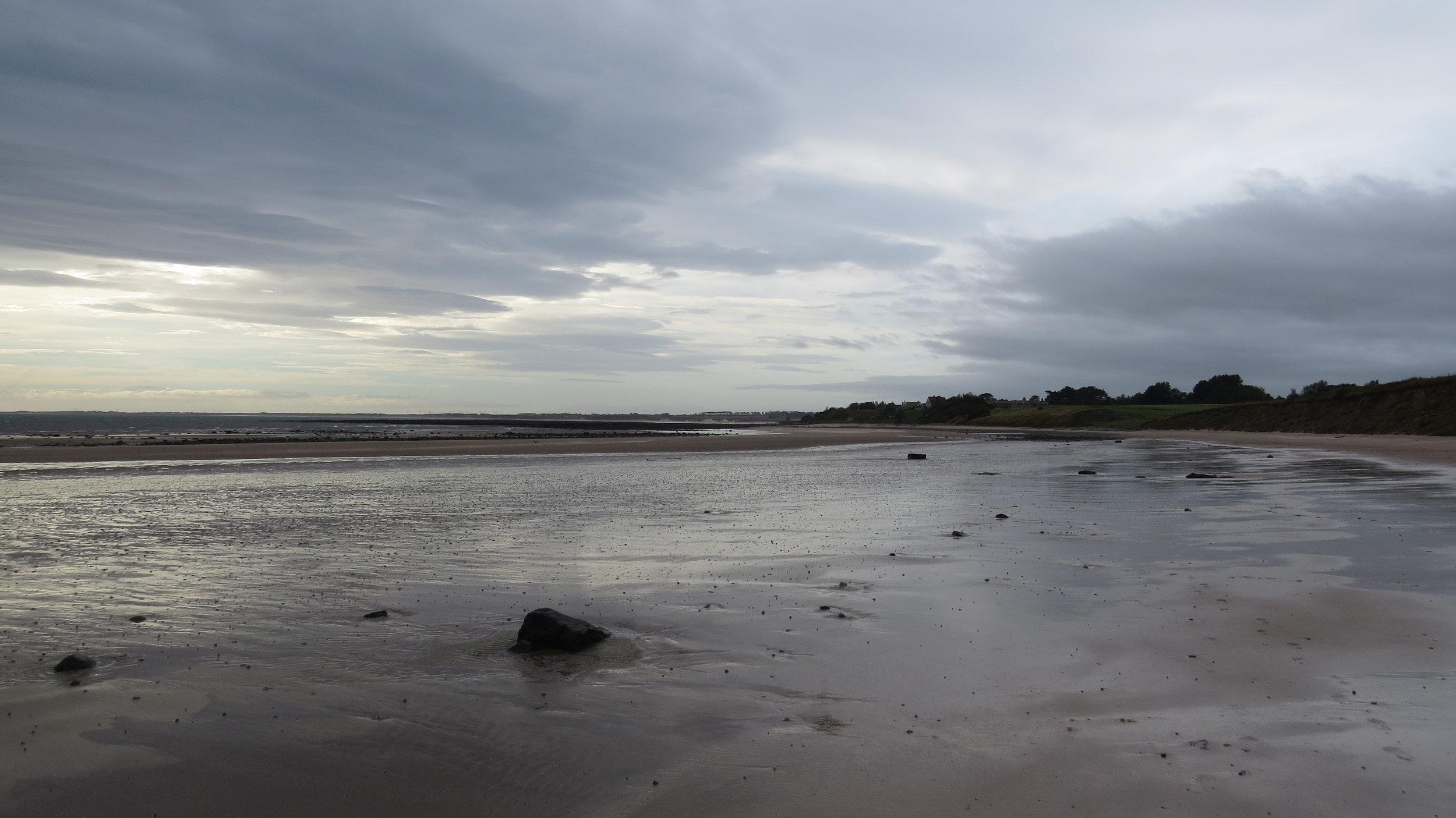 Alnmouth Beach