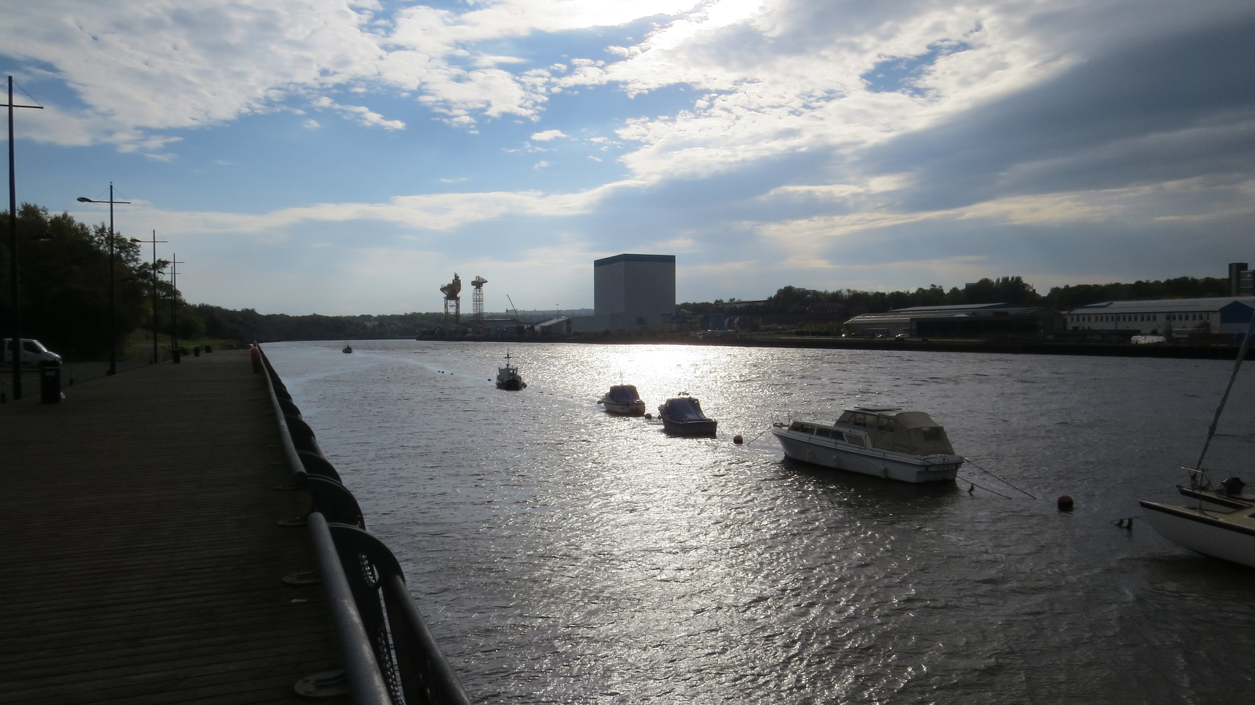 South of the River Tyne II
