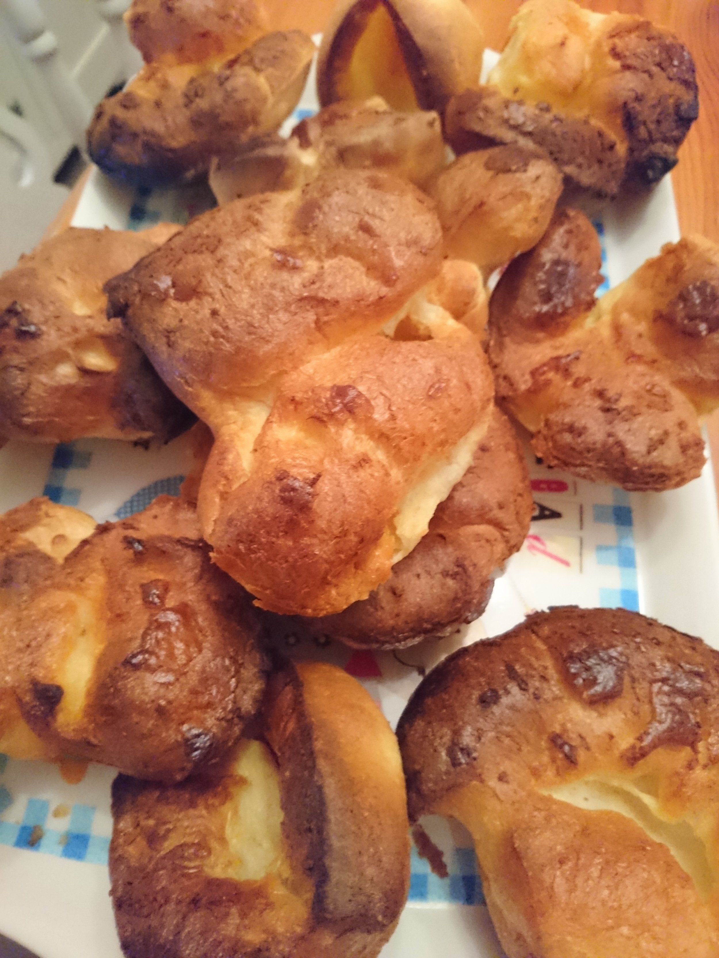 Yorkshires in Yorkshire (maybe?)